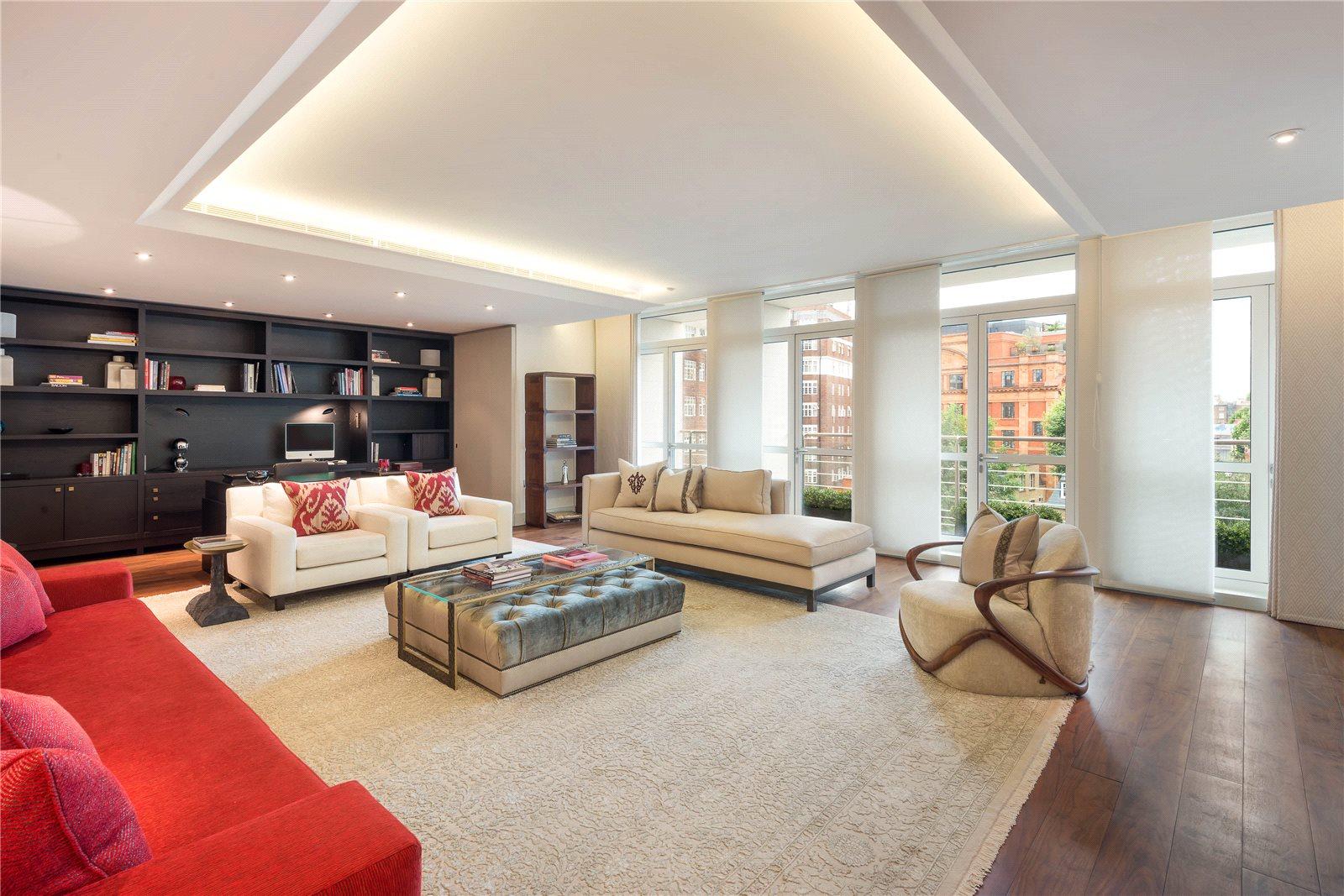 Appartements / Flats pour l Vente à Lancelot Place, London, SW7 London, Angleterre