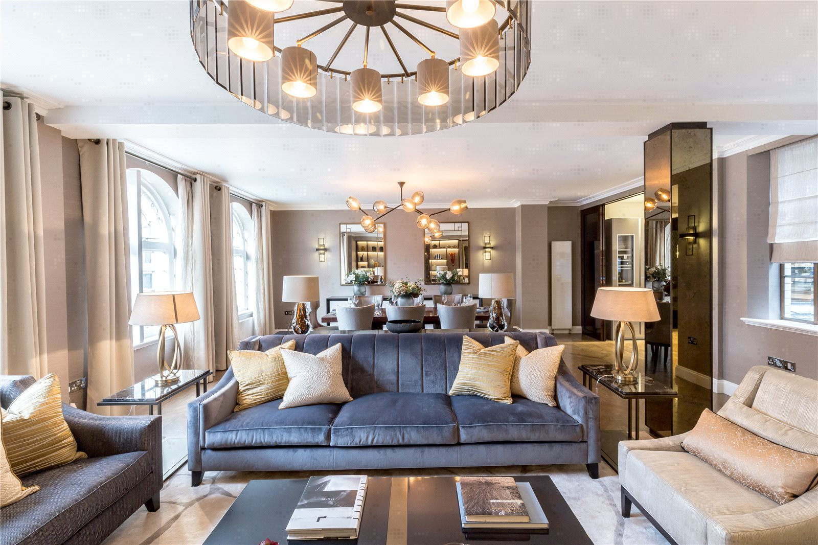 Additional photo for property listing at Hugo House, 177 Sloane Street, London, SW1X London, Англия
