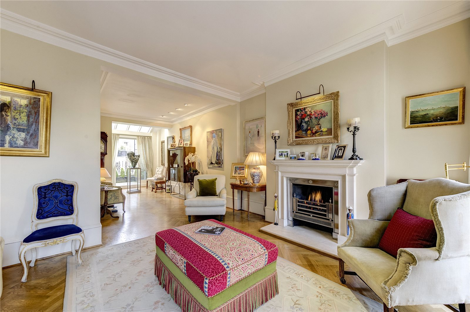 Single Family Home for Sale at Eaton Terrace, London, SW1W London, England