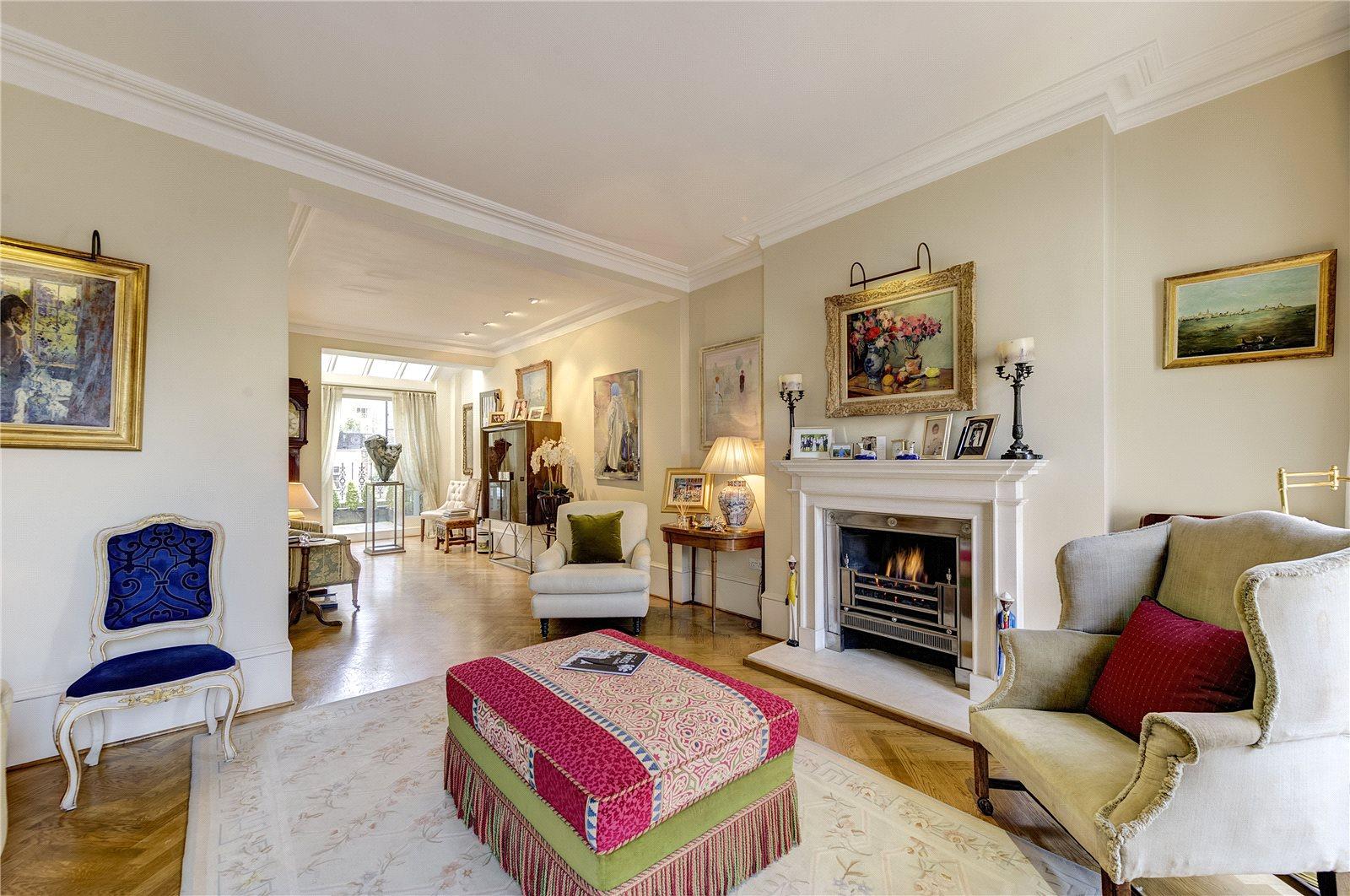 Μονοκατοικία για την Πώληση στο Eaton Terrace, London, SW1W London, Αγγλια