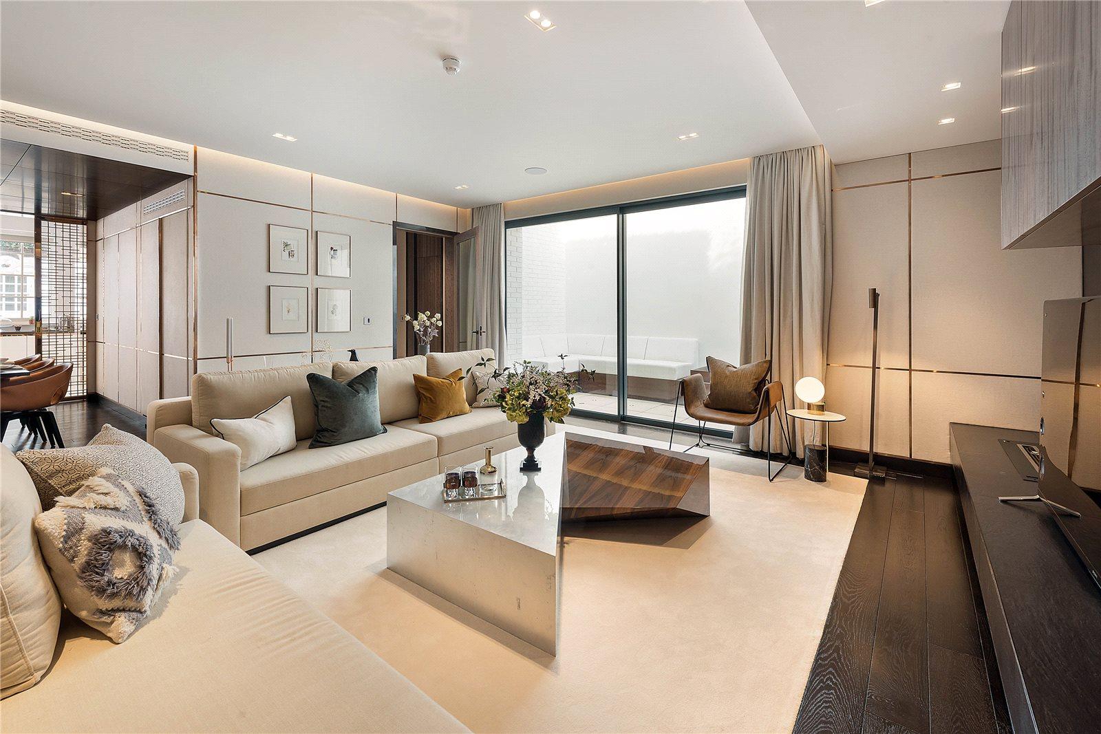 Single Family Home For Sale At Fairholt Street, Knightsbridge, London, SW7  Knightsbridge,