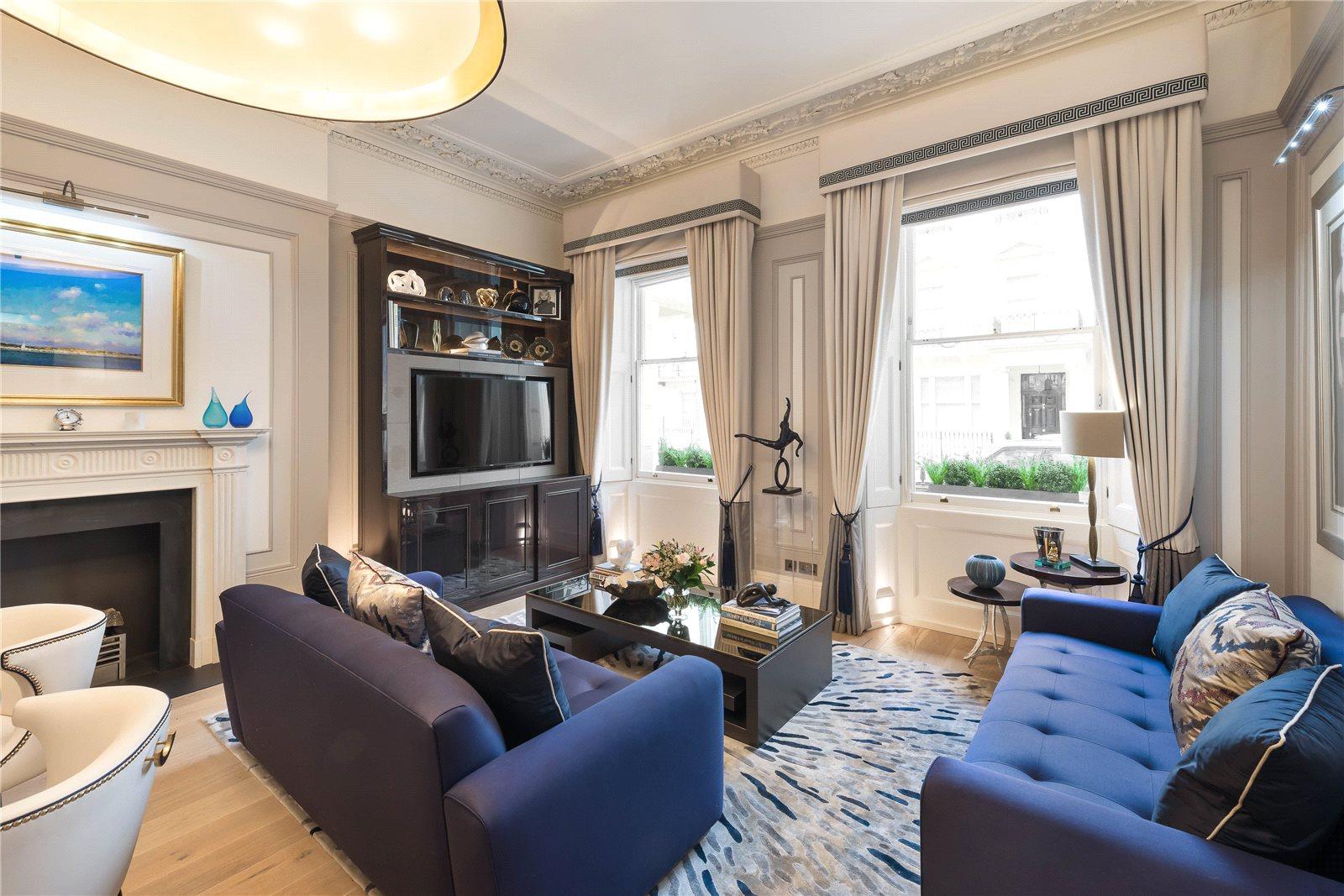 公寓 為 出售 在 Lowndes Street, London, SW1X London, 英格蘭