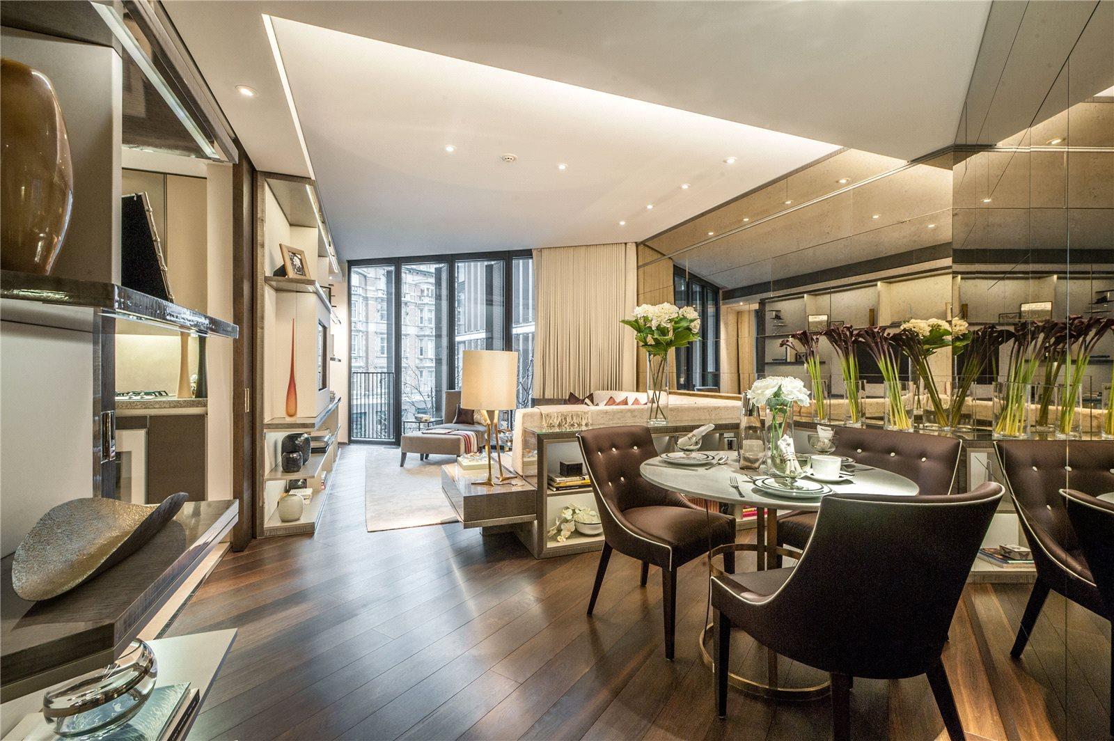 Apartments / Residences for Sale at Knightsbridge, London, SW1X London, England