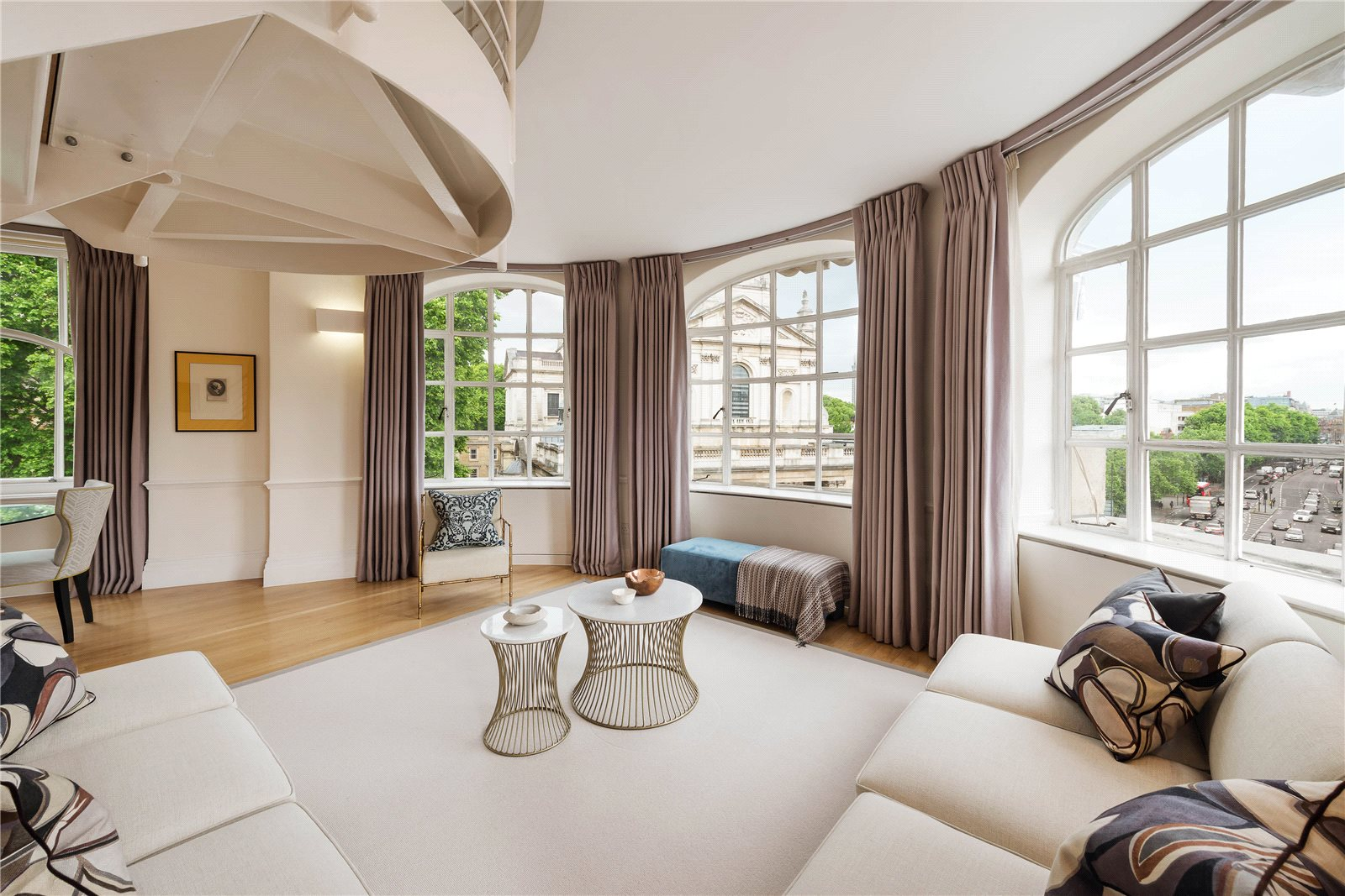 Additional photo for property listing at Empire House, Thurloe Place, London, SW7 London, 英格兰
