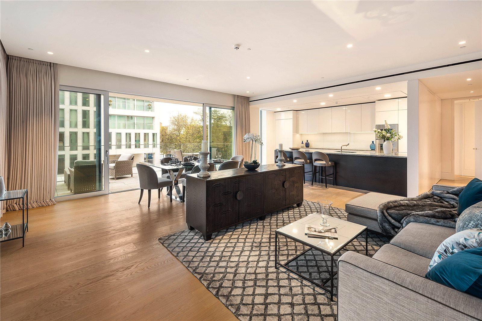 Apartamento por un Venta en Hollandgreen Place, Kensington, London, W8 Kensington, London, Inglaterra