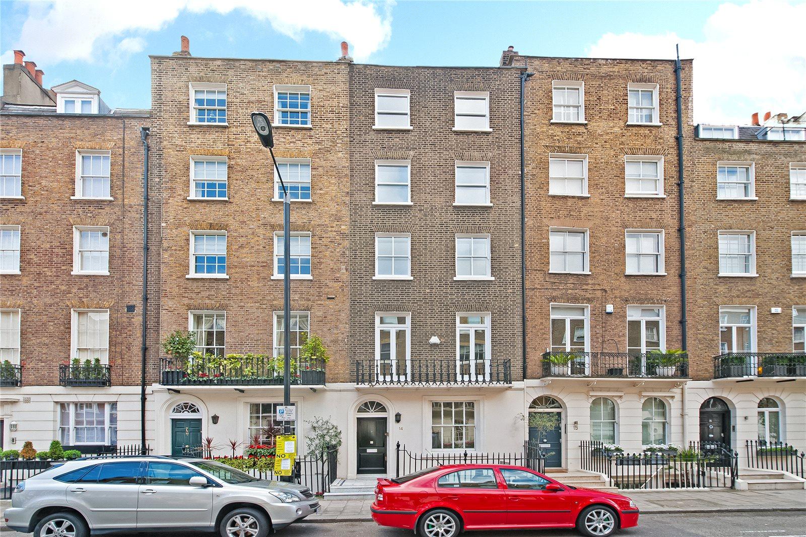 Μονοκατοικία για την Πώληση στο Chapel Street, London, SW1X London, Αγγλια