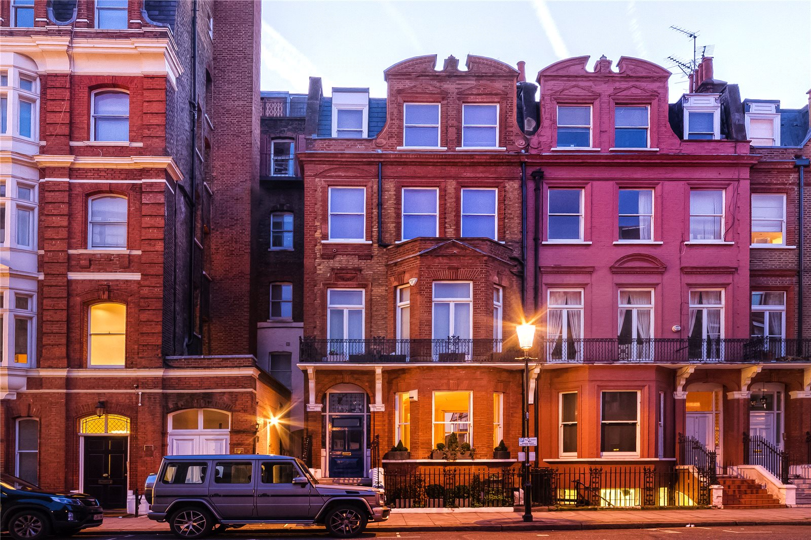Additional photo for property listing at Rosary Gardens, South Kensington, London, SW7 South Kensington, London, Inglaterra