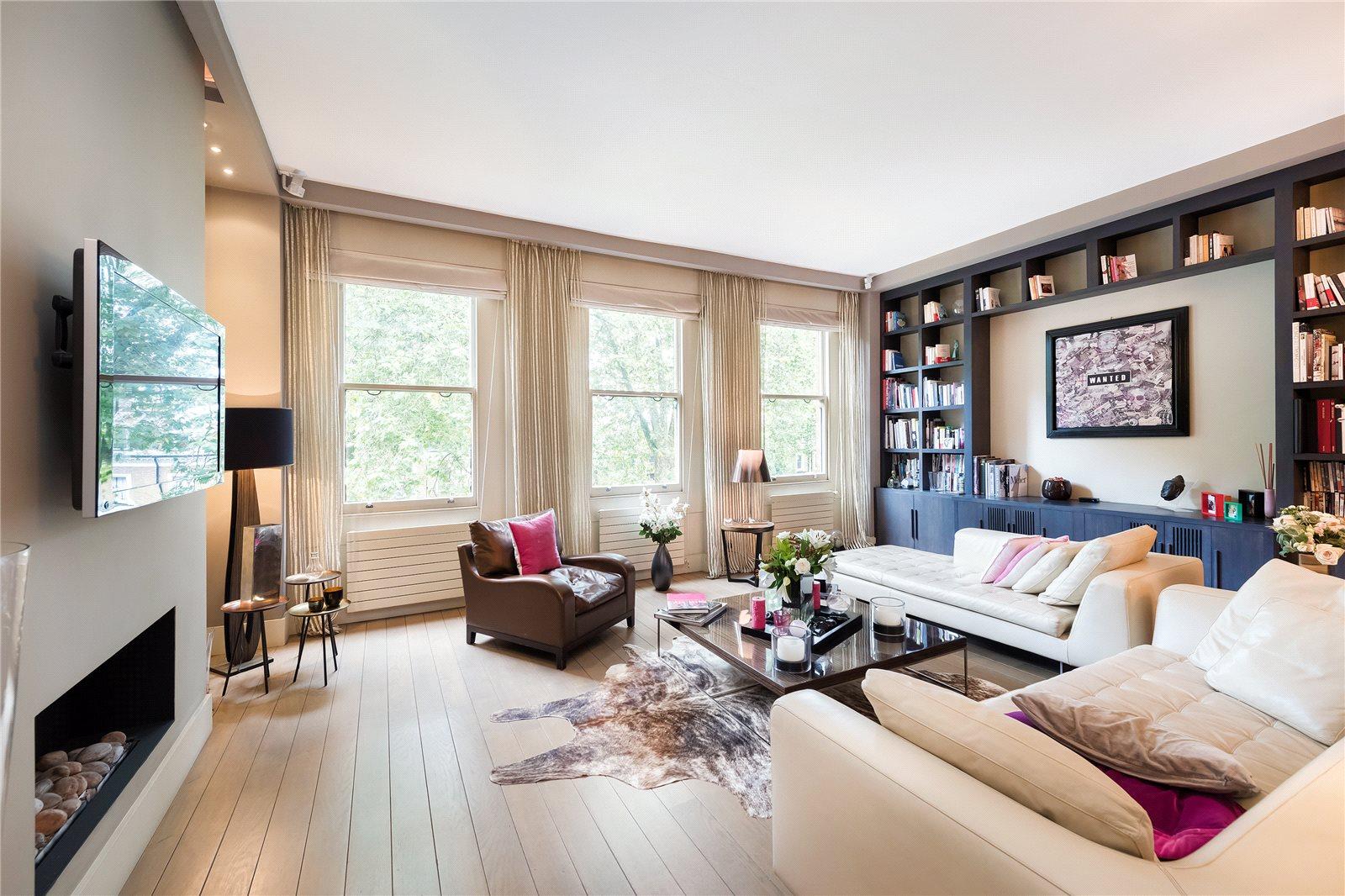 公寓 为 销售 在 Harrington Gardens, South Kensington, London, SW7 South Kensington, London, 英格兰