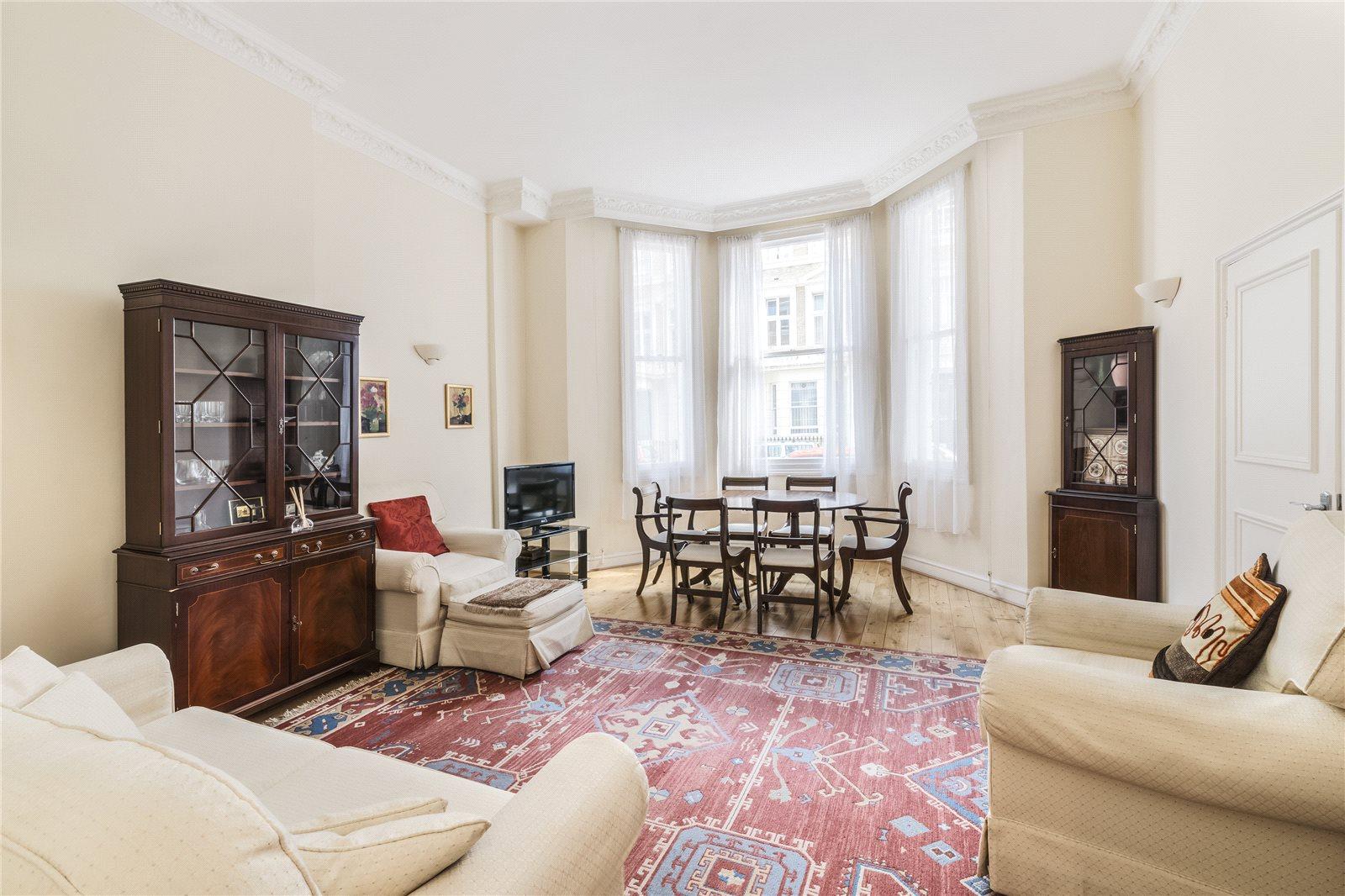 公寓 为 销售 在 Manson Place, South Kensington, London, SW7 South Kensington, London, 英格兰