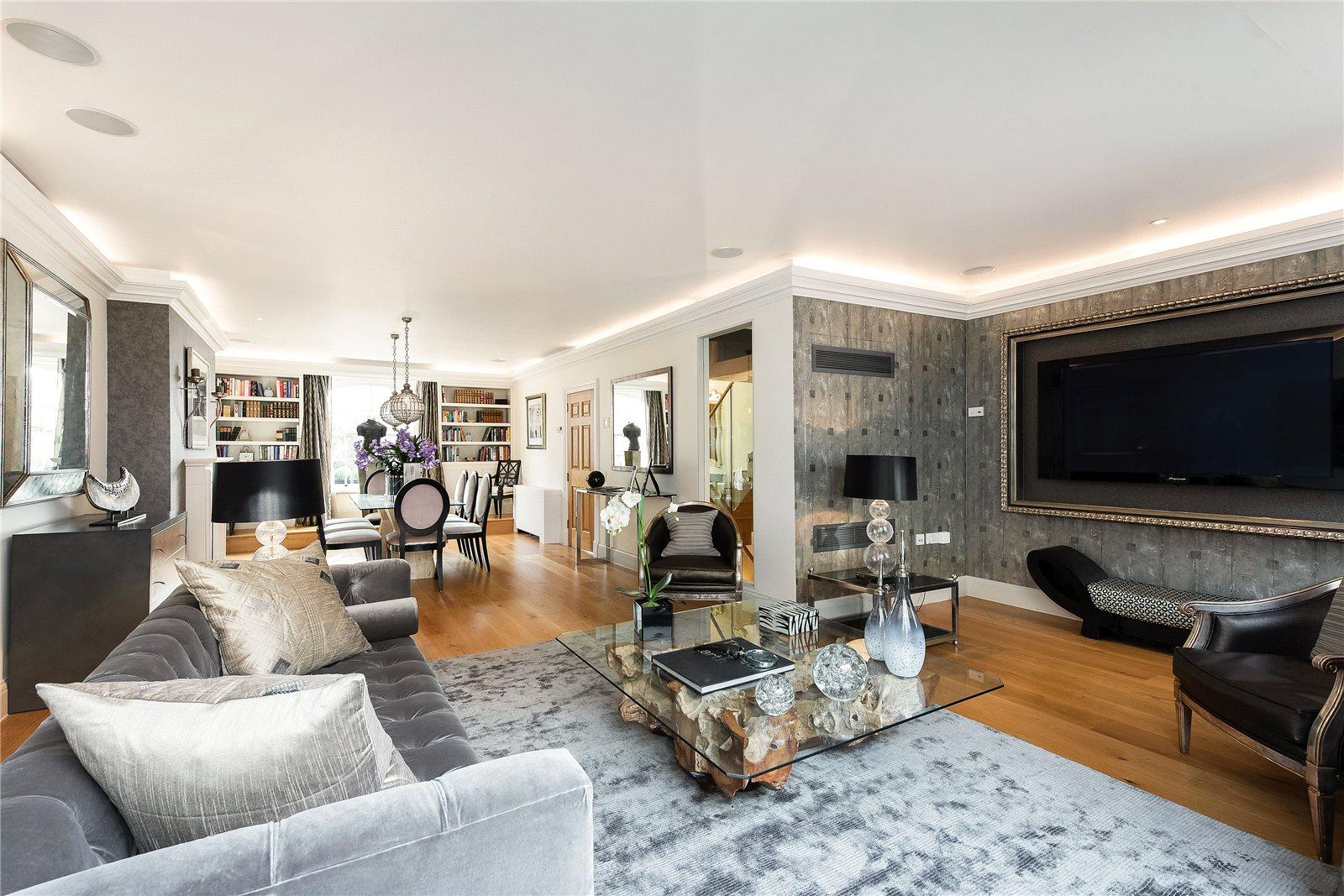 独户住宅 为 销售 在 Clareville Street, South Kensington, London, SW7 South Kensington, London, 英格兰