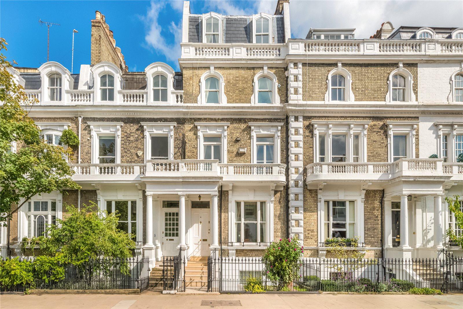 단독 가정 주택 용 매매 에 Neville Terrace, South Kensington, London, SW7 South Kensington, London, 영국