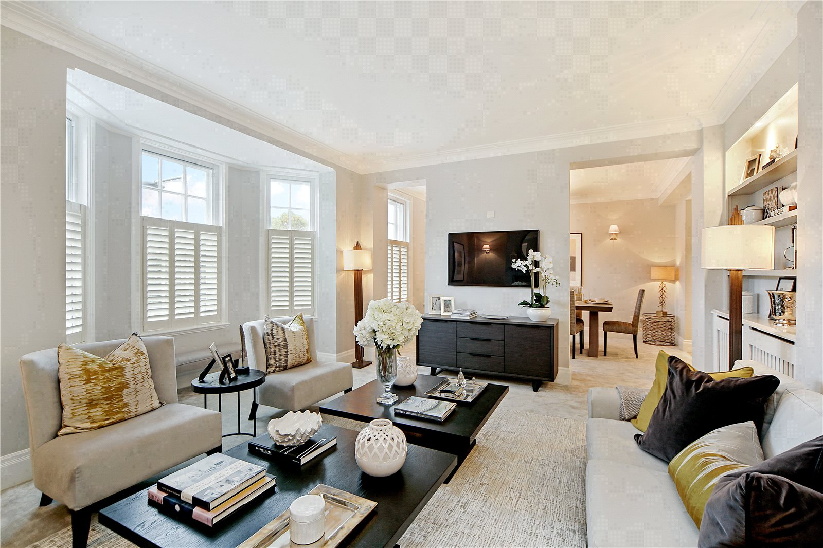Апартаменты / Квартиры для того Продажа на Malvern Court, Onslow Square, South Kensington, London, SW7 South Kensington, London, Англия
