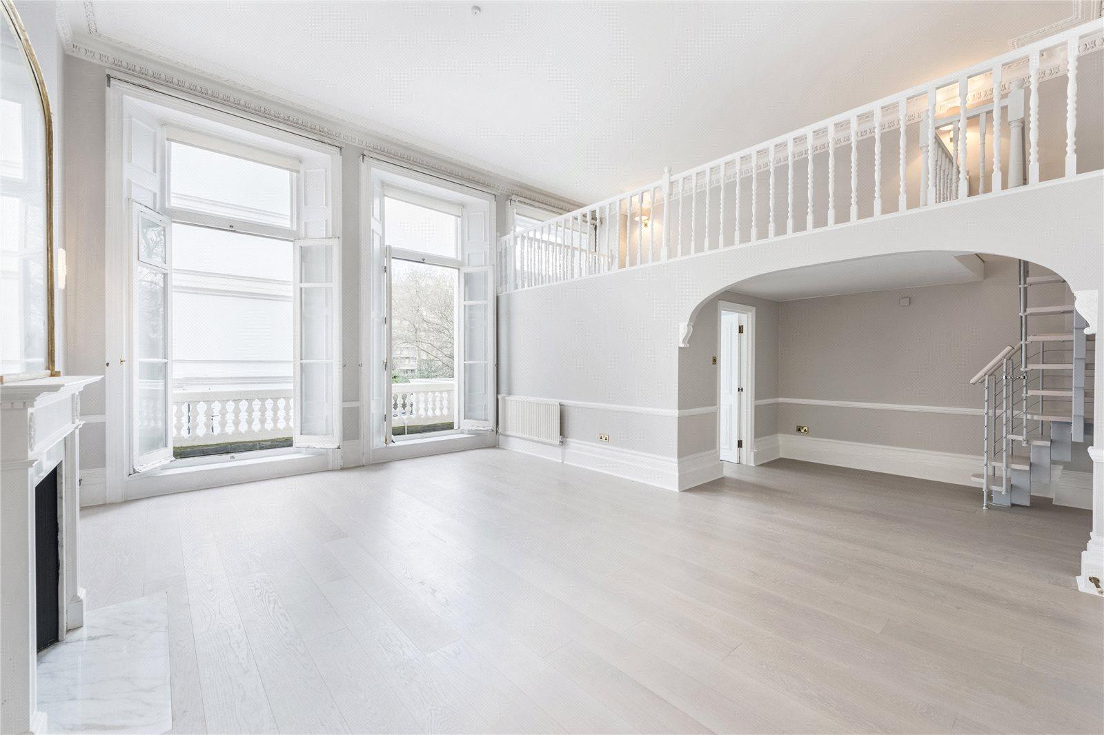 公寓 為 出售 在 Queen's Gate Gardens, South Kensington, London, SW7 South Kensington, London, 英格蘭