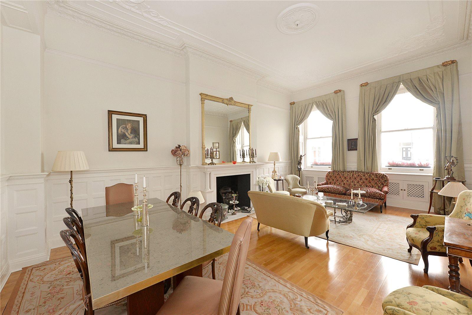 Апартаменты / Квартиры для того Продажа на Queen's Gate Terrace, South Kensington, London, SW7 South Kensington, London, Англия