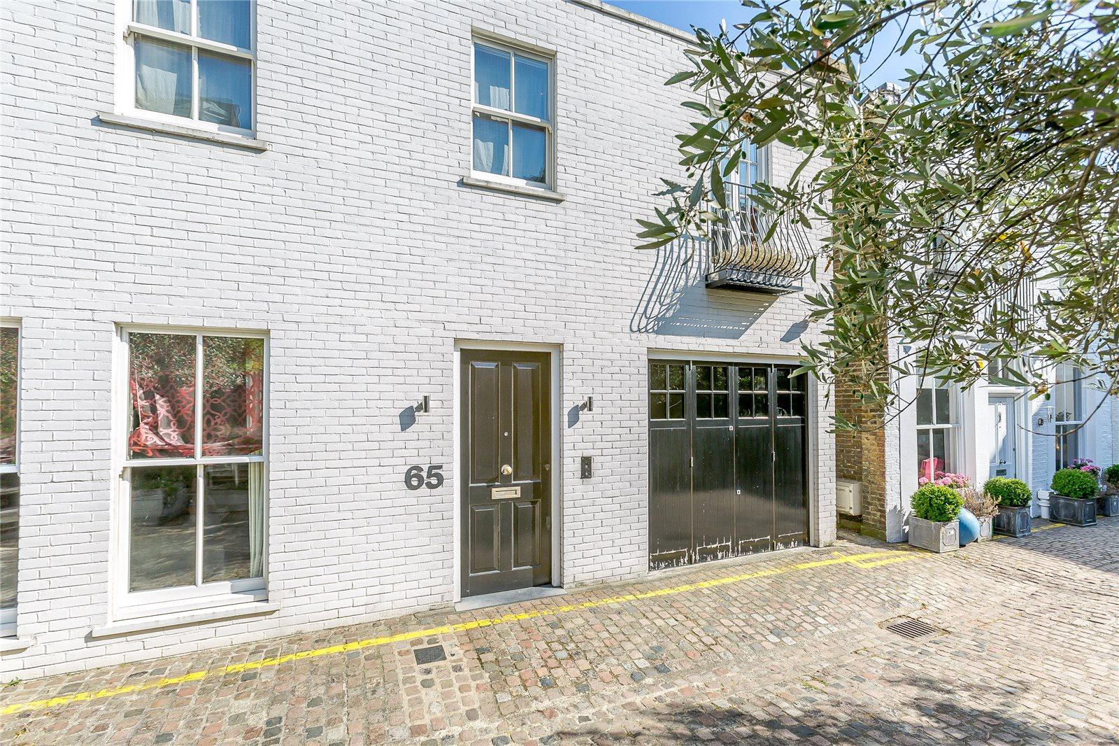 Maison unifamiliale pour l à vendre à sumner place mews south kensington london