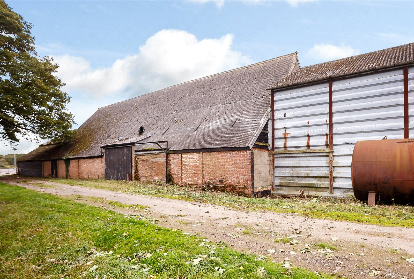 Ferme / Ranch / Plantation pour l Vente à Wilbury Farm, Hitchin Road, Arlesey, Bedfordshire, SG15 Arlesey, Angleterre