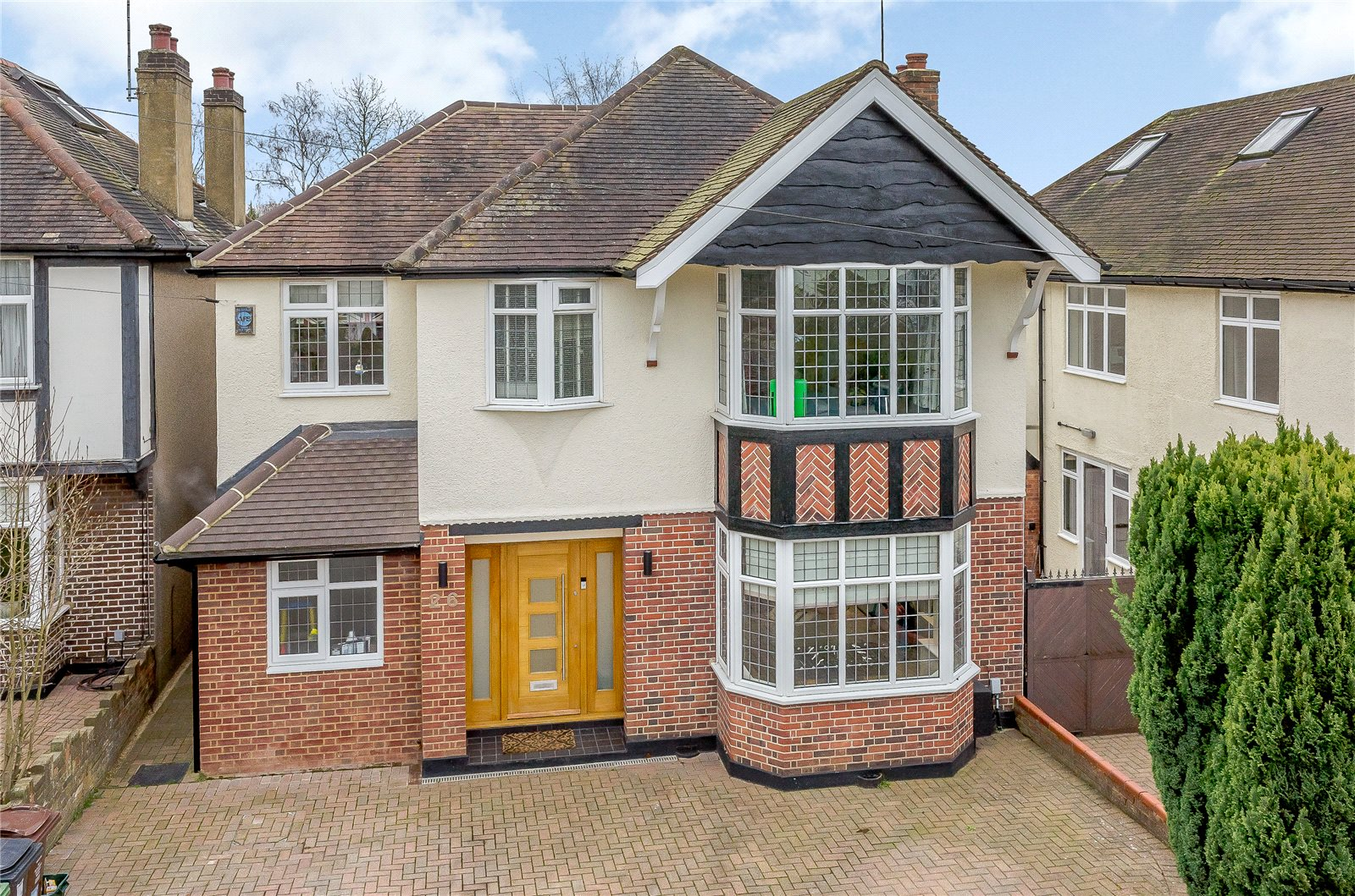 Single Family Home for Sale at Charmouth Road, St. Albans, Hertfordshire, AL1 St Albans, England