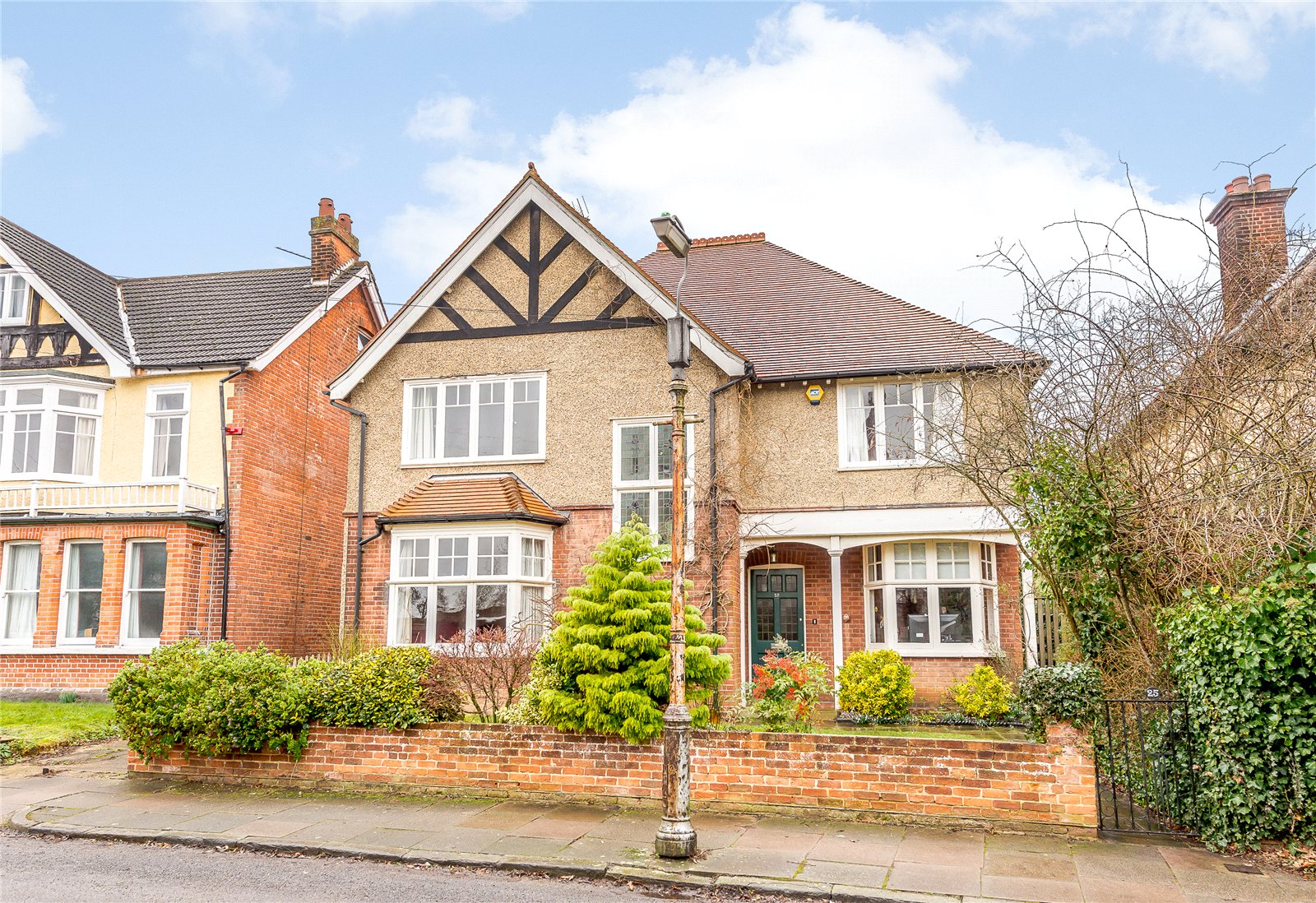 Single Family Home for Sale at Blenheim Road, St. Albans, Hertfordshire, AL1 St Albans, England