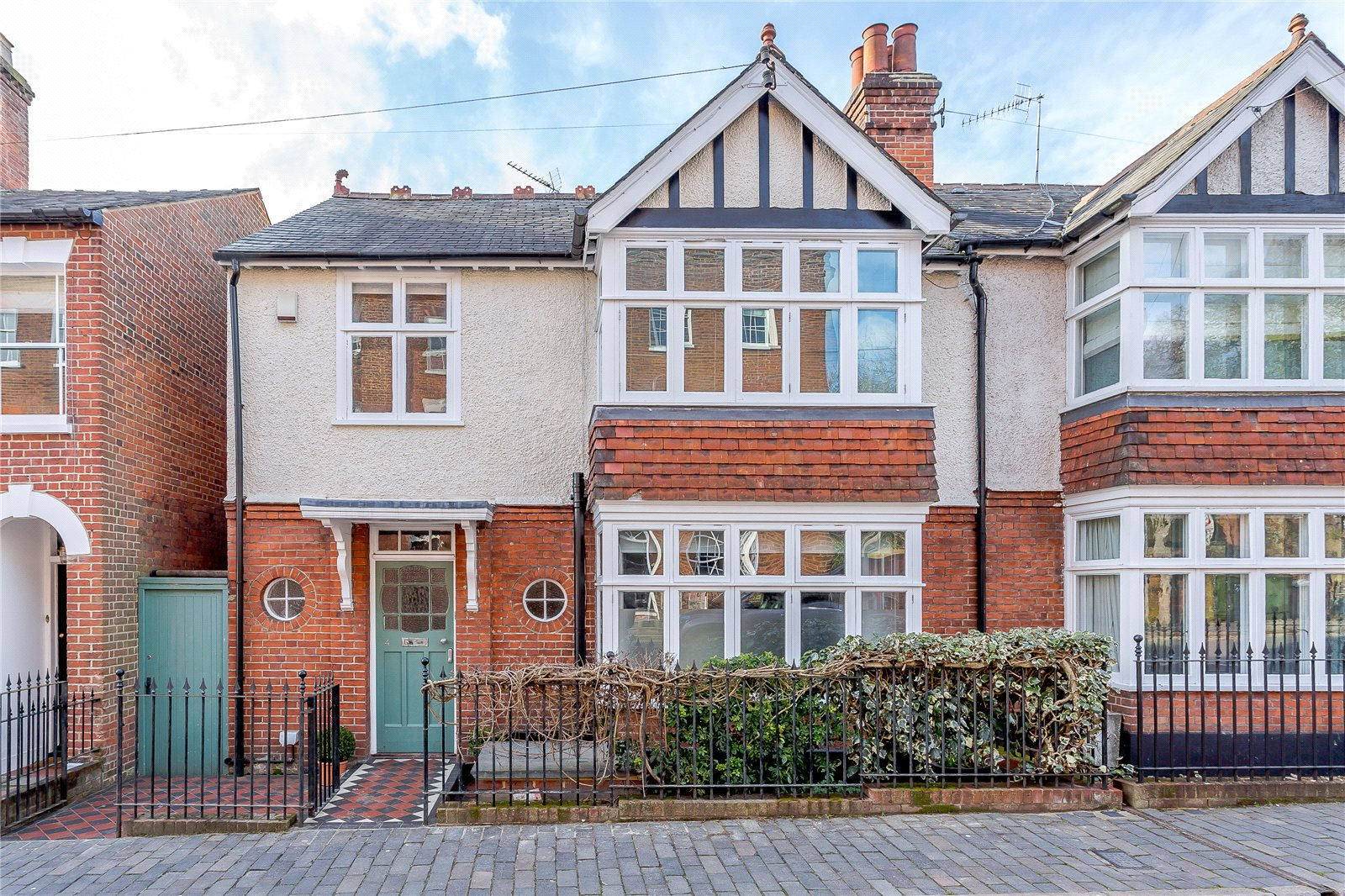 Single Family Home for Sale at College Street, St. Albans, Hertfordshire, AL3 St Albans, England