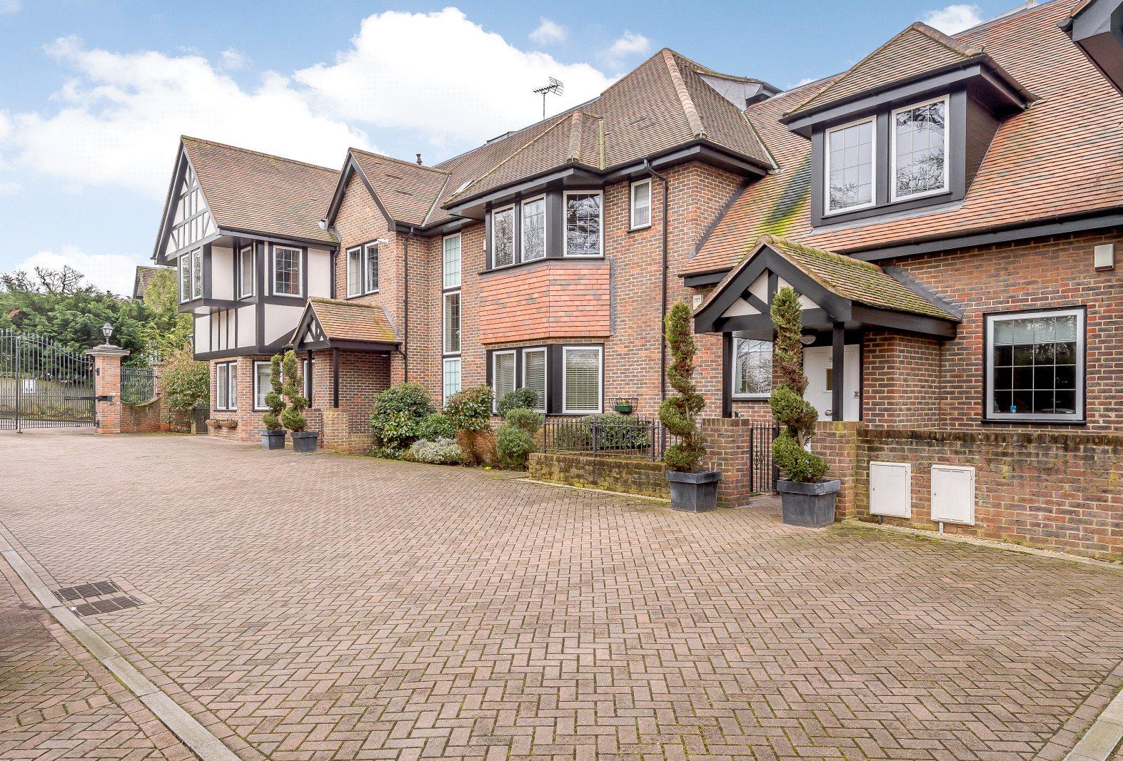 διαμερίσματα για την Πώληση στο Buckley Court, 375 Cockfosters Road, Barnet, Hertfordshire, EN4 Barnet, Αγγλια
