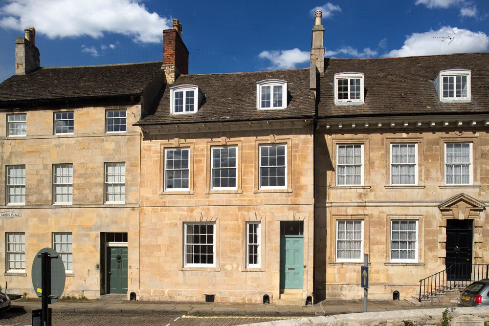 Casa Unifamiliar por un Venta en All Saints Place, Stamford, Lincolnshire, PE9 Stamford, Inglaterra