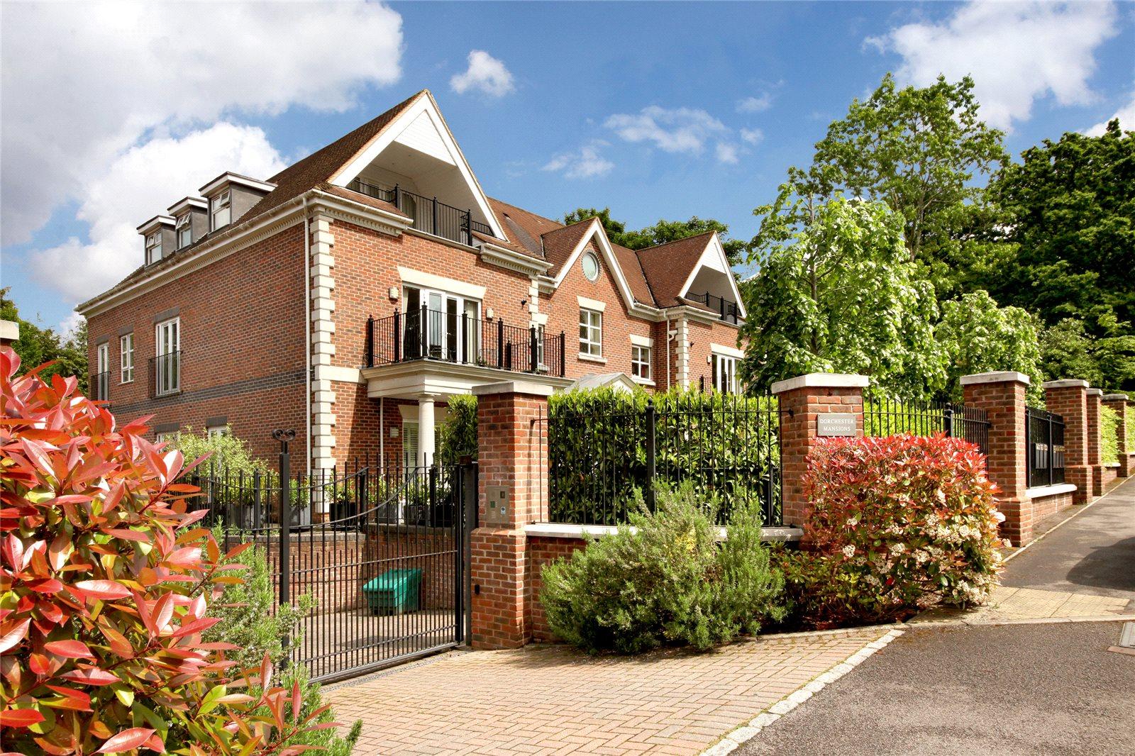 Appartementen voor Verkoop een t Dorchester Mansions, Cross Road, Sunningdale, Berkshire, SL5 Sunningdale, Engeland