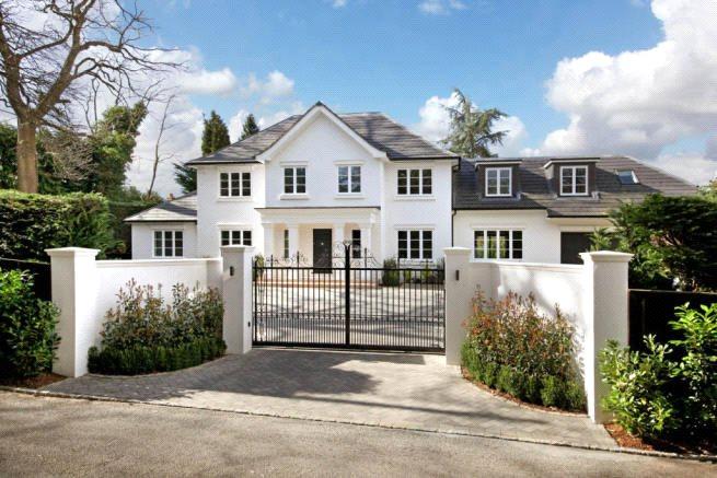 Casa para uma família para Venda às Shrubbs Hill Lane, Sunningdale, Ascot, SL5 Ascot, Inglaterra