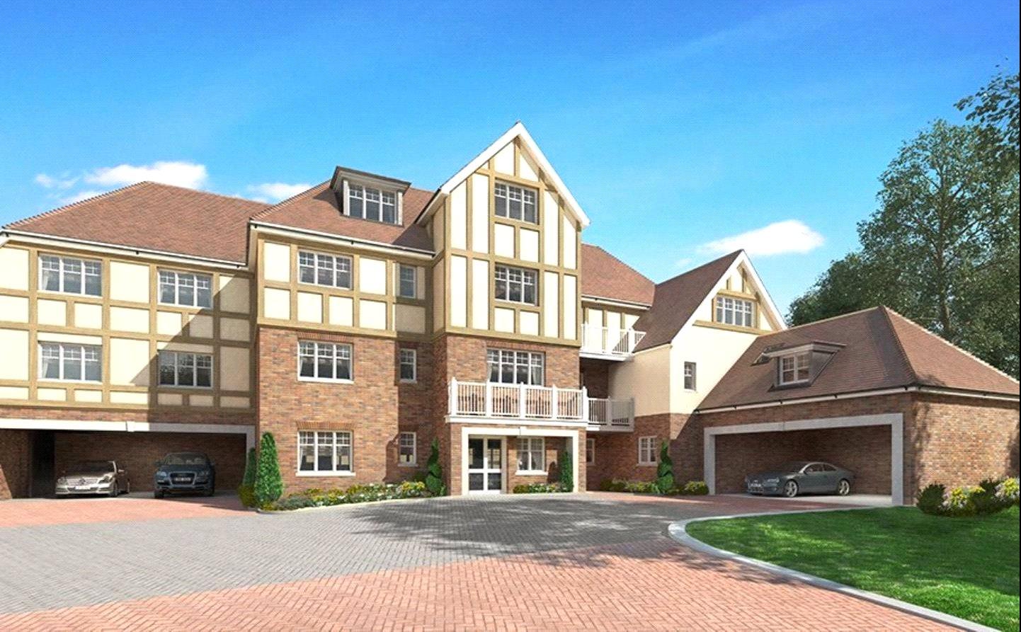 Meer voor Verkoop een t High Peak, London Road, Sunningdale, Berkshire, SL5 Sunningdale, Engeland