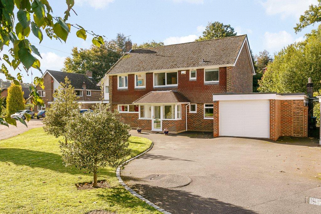 Tek Ailelik Ev için Satış at Crownfields, Sevenoaks, Kent, TN13 Sevenoaks, Ingiltere