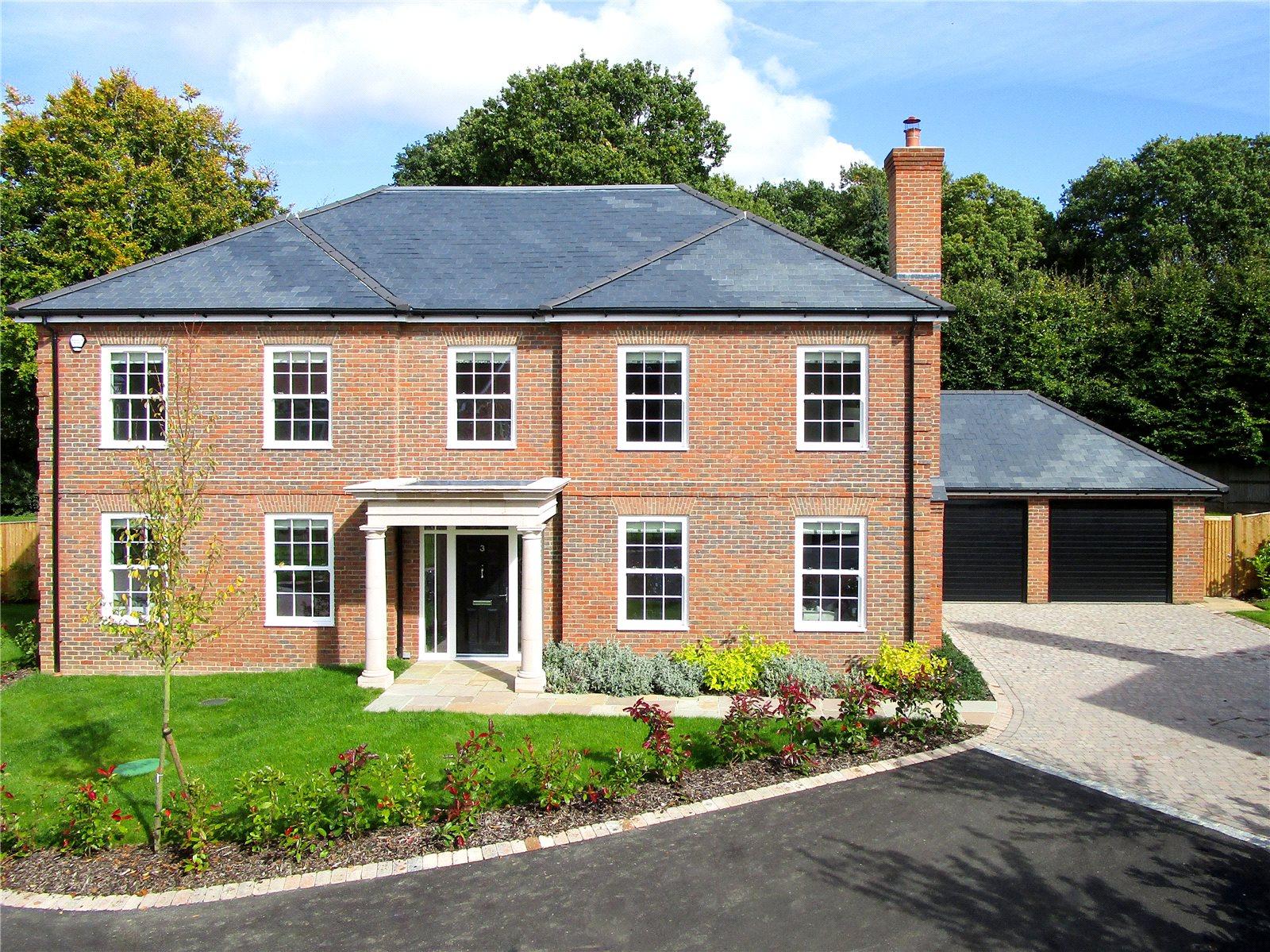 Частный дом для того Продажа на Paddock Gardens, Crouch, Borough Green, Sevenoaks, TN15 Sevenoaks, Англия