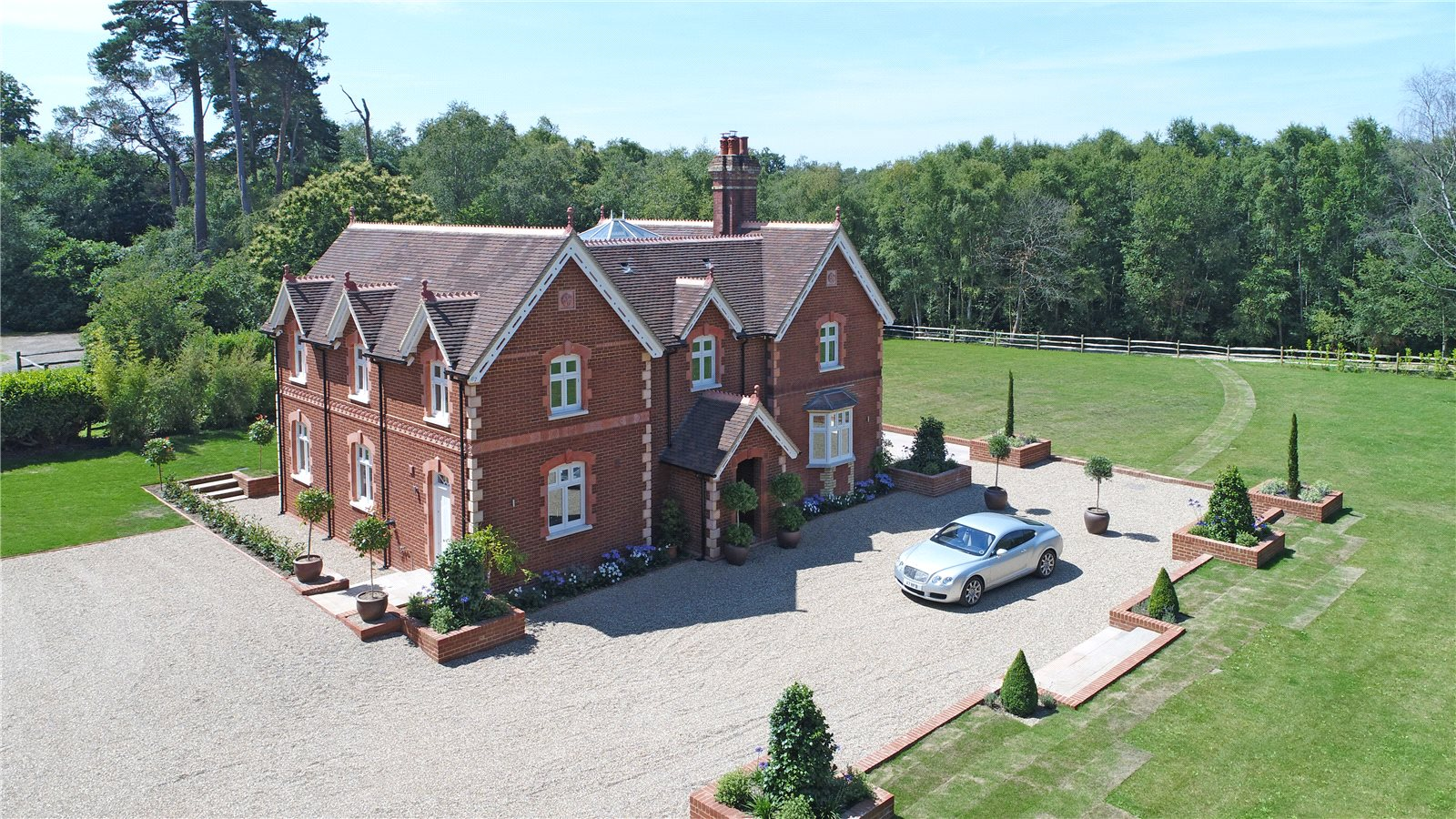Single Family Home for Sale at Eridge Park, Eridge Green, Tunbridge Wells, Kent, TN3 Tunbridge Wells, England
