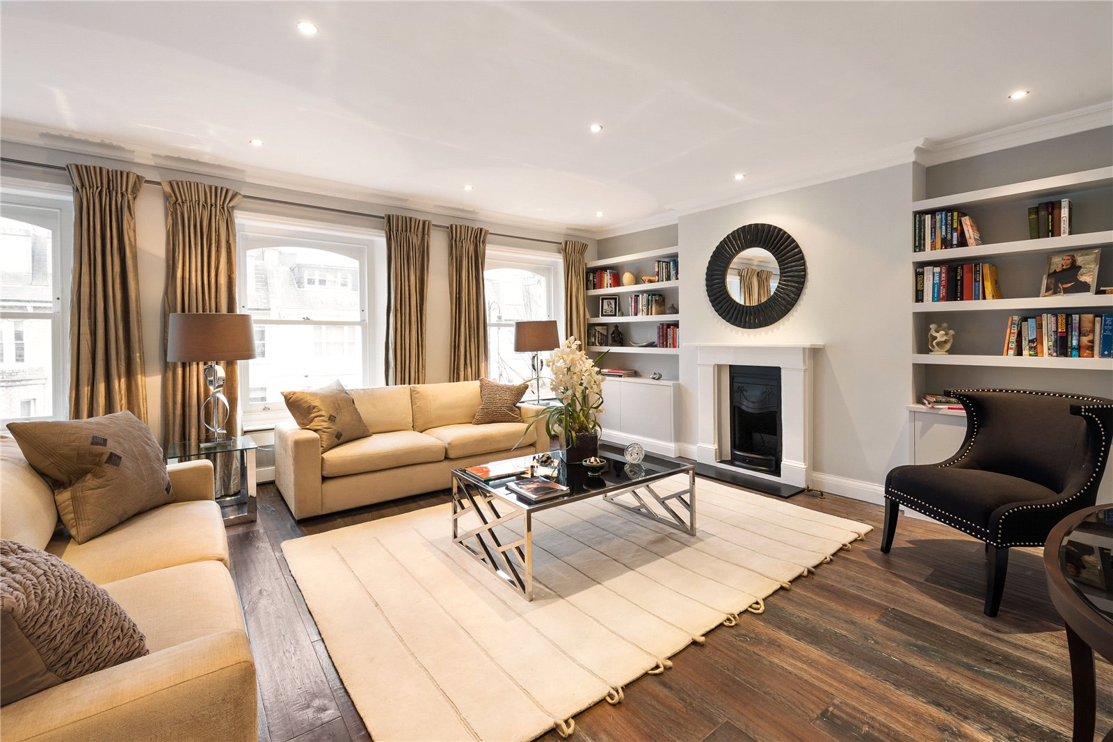 Apartments / Residences for Sale at Beaufort Street, Chelsea, London, SW3 Chelsea, London, England