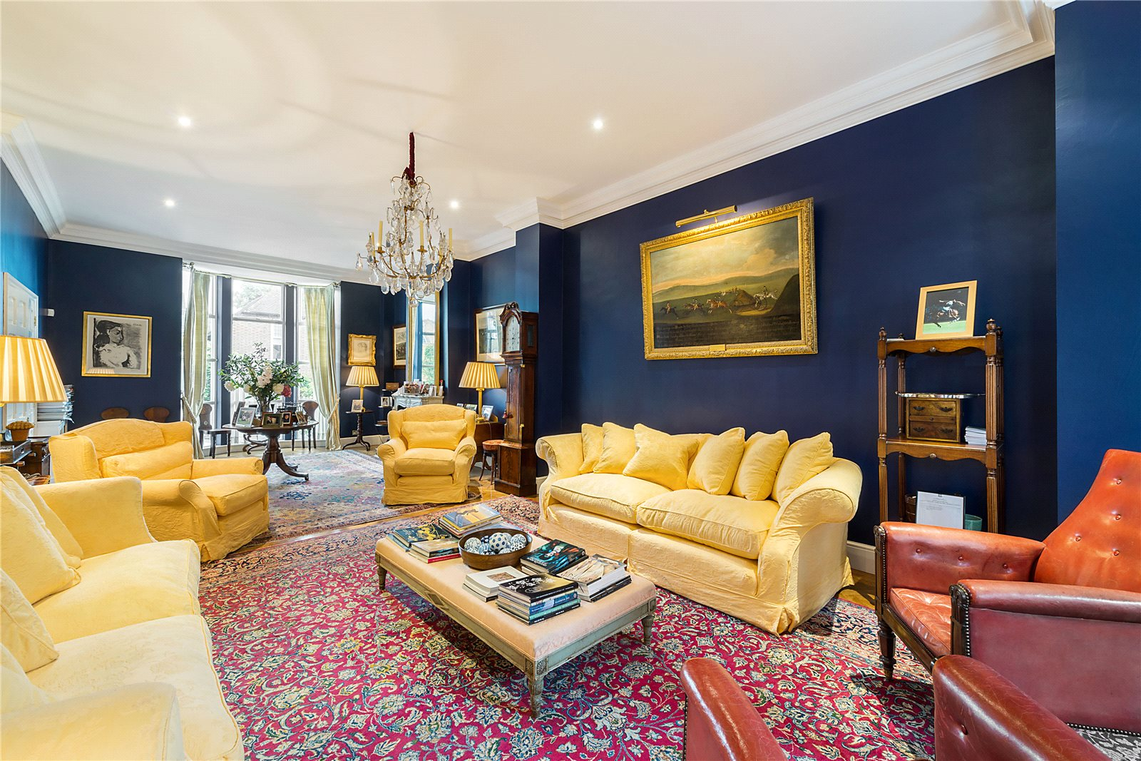 Single Family Home for Sale at Elm Park Road, Chelsea, London, SW3 Chelsea, London, England