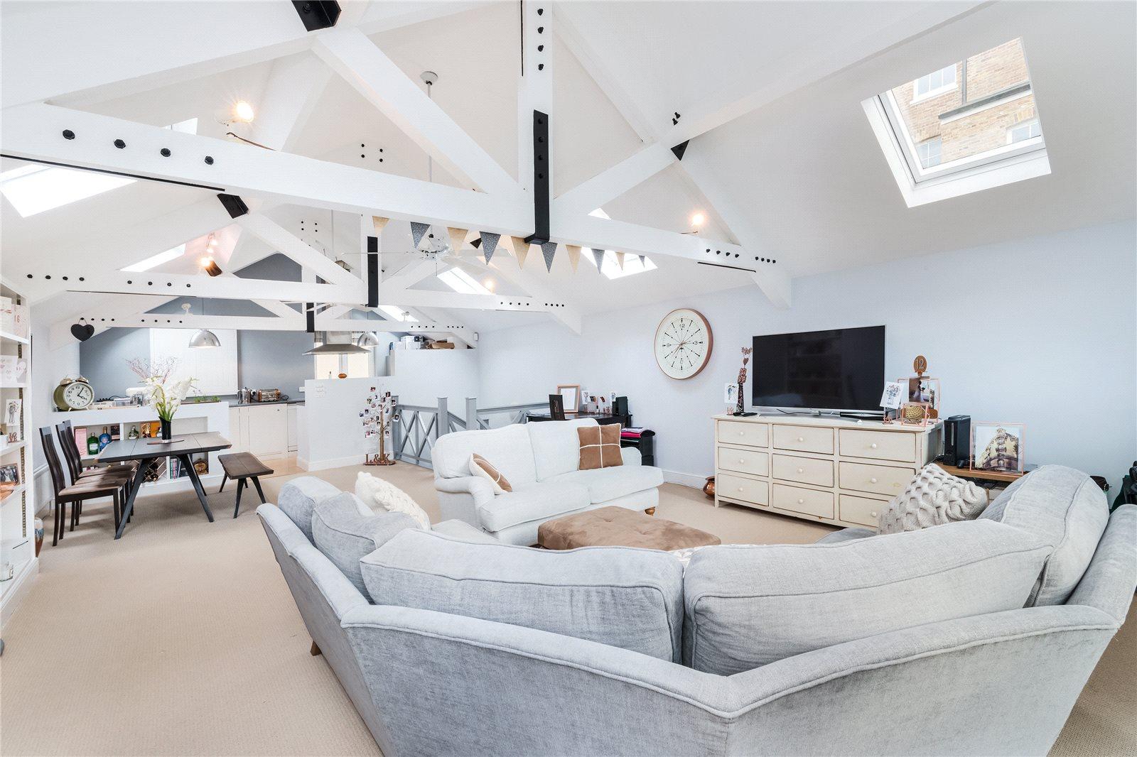 Apartamentos para Venda às Redcliffe Gardens, Chelsea, London, SW10 Chelsea, London, Inglaterra