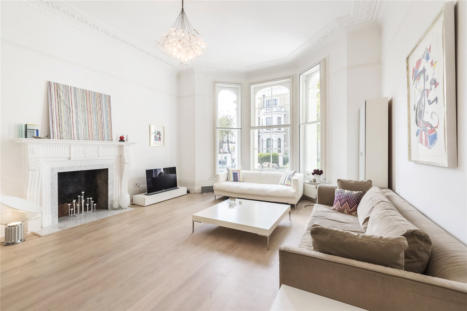 集合住宅 のために 売買 アット Redcliffe Gardens, London, SW10 London, イギリス