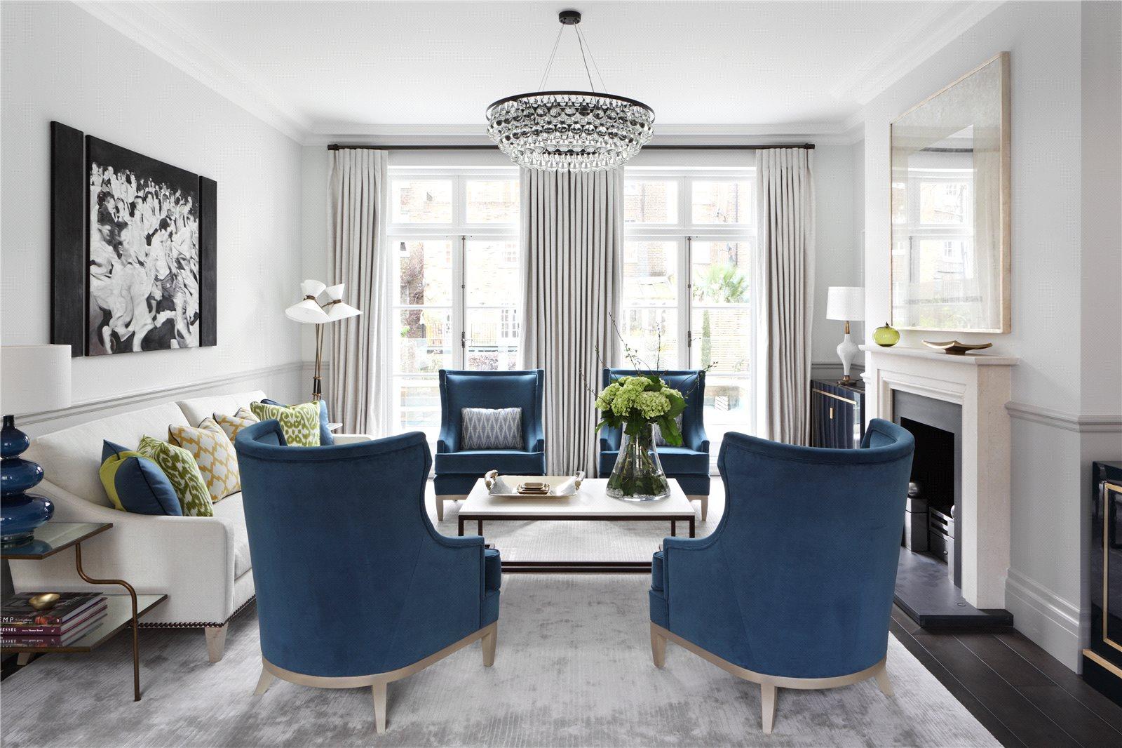 Casa para uma família para Venda às Netherton Grove, London, SW10 London, Inglaterra