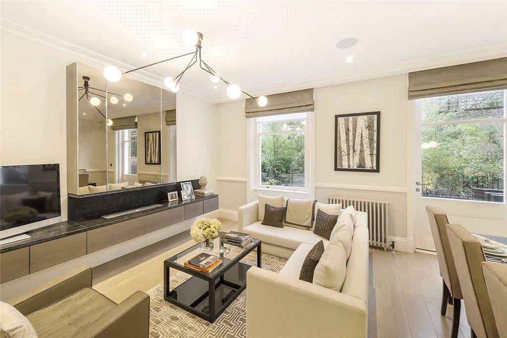 公寓 為 出售 在 Courtfield Gardens, South Kensington, London, SW5 South Kensington, London, 英格蘭