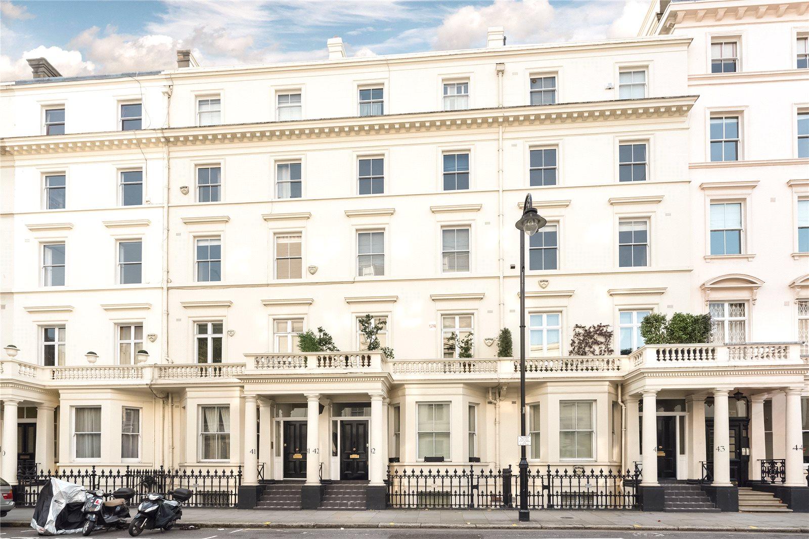 Апартаменты / Квартиры для того Продажа на Stanhope Gardens, South Kensington, London, SW7 South Kensington, London, Англия