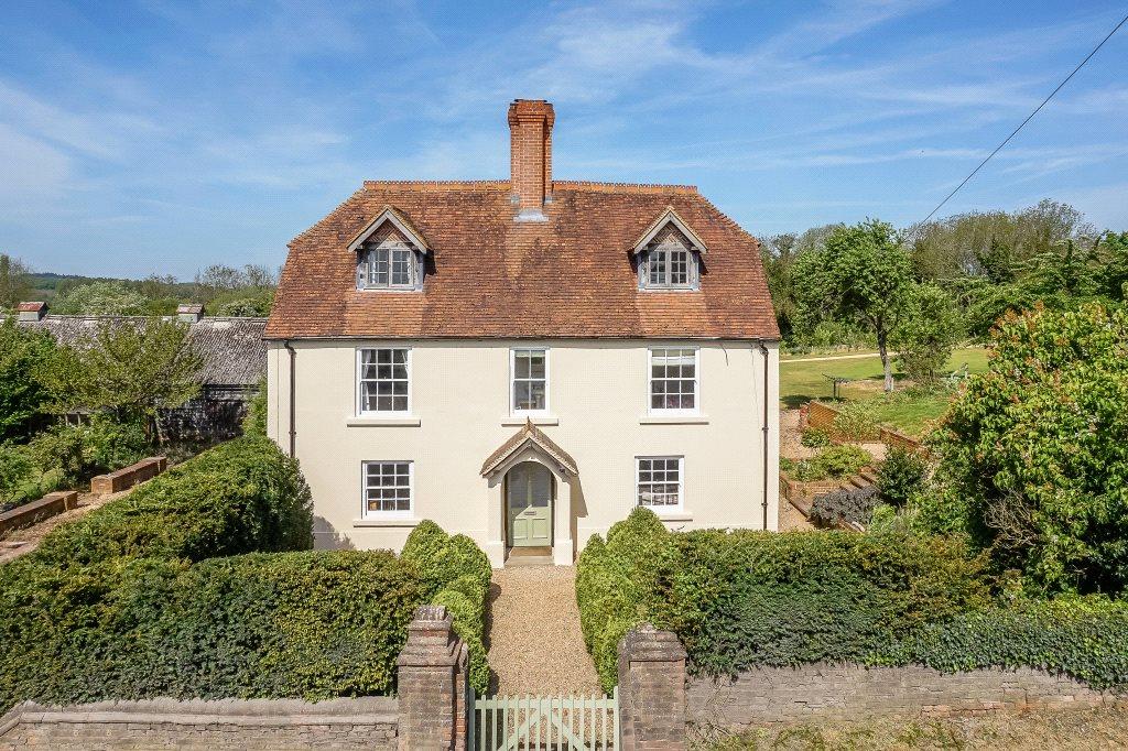 Casa para uma família para Venda às Kings Somborne, Stockbridge, Hampshire, SO20 Stockbridge, Inglaterra