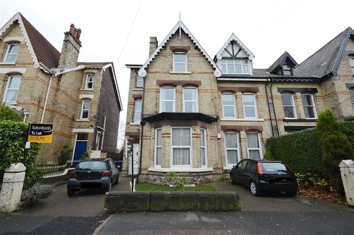 2 Bedrooms Apartment Flat for sale in Clarendon Road, Garston, Liverpool, L19