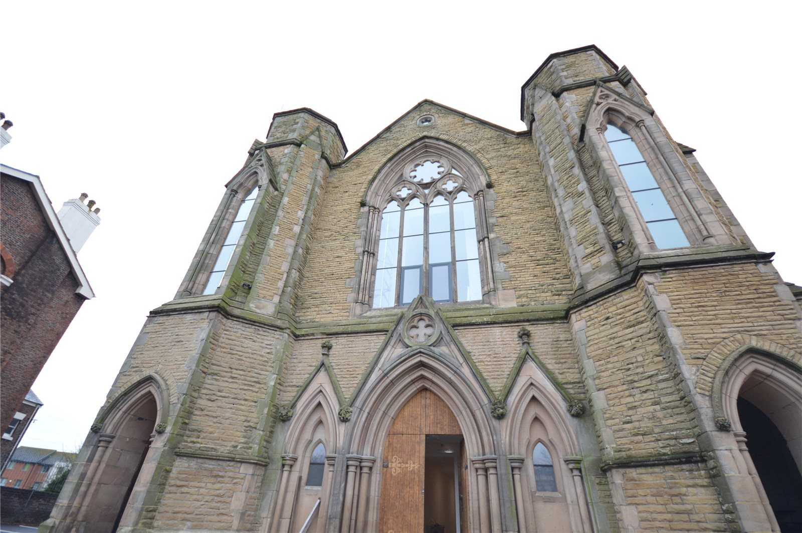 1 Bedroom Apartment Flat for sale in Belvidere Road, Liverpool, L8