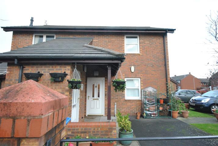 2 Bedrooms Apartment Flat for sale in Kylemore Way, Halewood, Liverpool, L26
