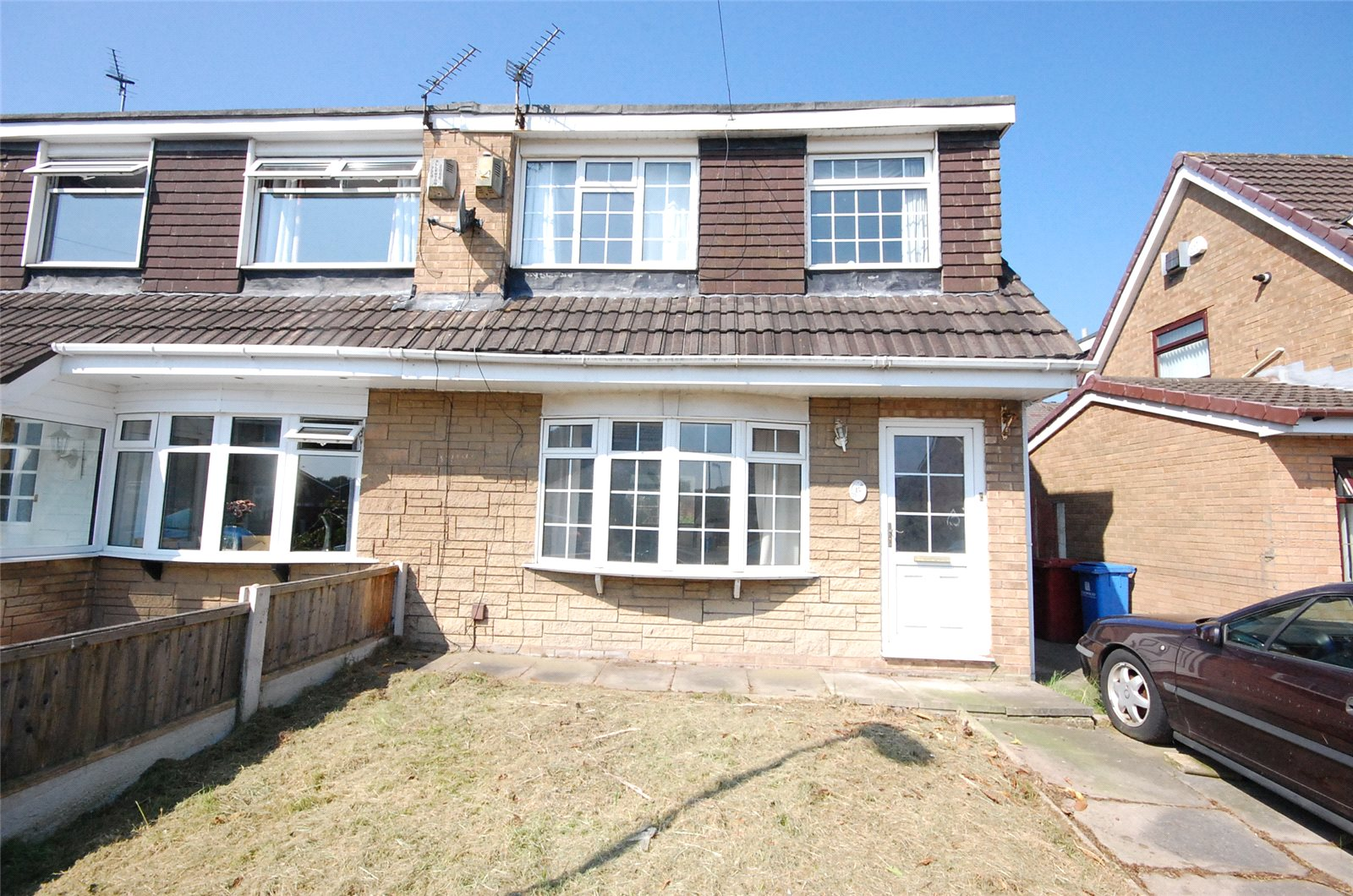 3 Bedrooms Semi Detached House for sale in Grassington Crescent, Woolton, Liverpool, L25