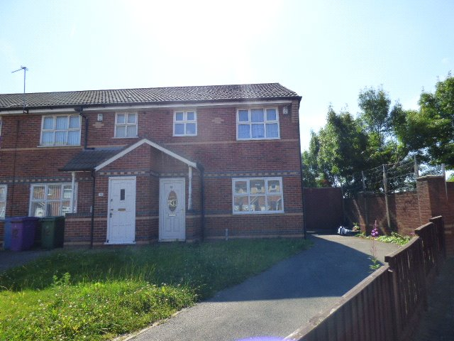 3 Bedrooms End Of Terrace House for sale in Clearwater Close, Liverpool, Merseyside, L7