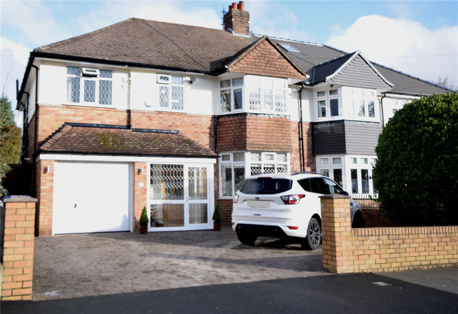 5 Bedrooms Semi Detached House for sale in Woolton Hill Road, Woolton, Liverpool, L25
