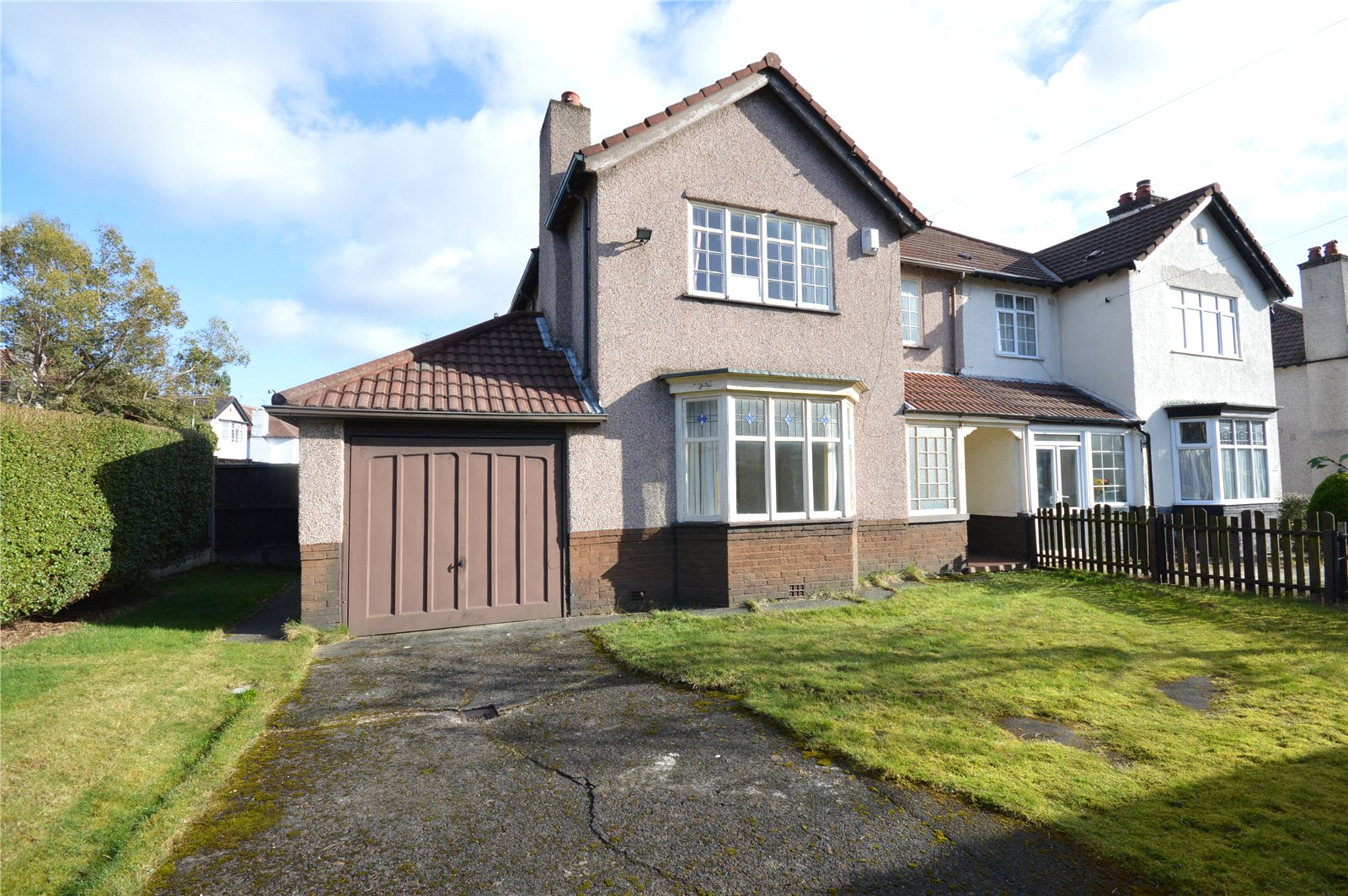 4 Bedrooms Semi Detached House for sale in Rutherford Road, Mossley Hill, Liverpool, L18