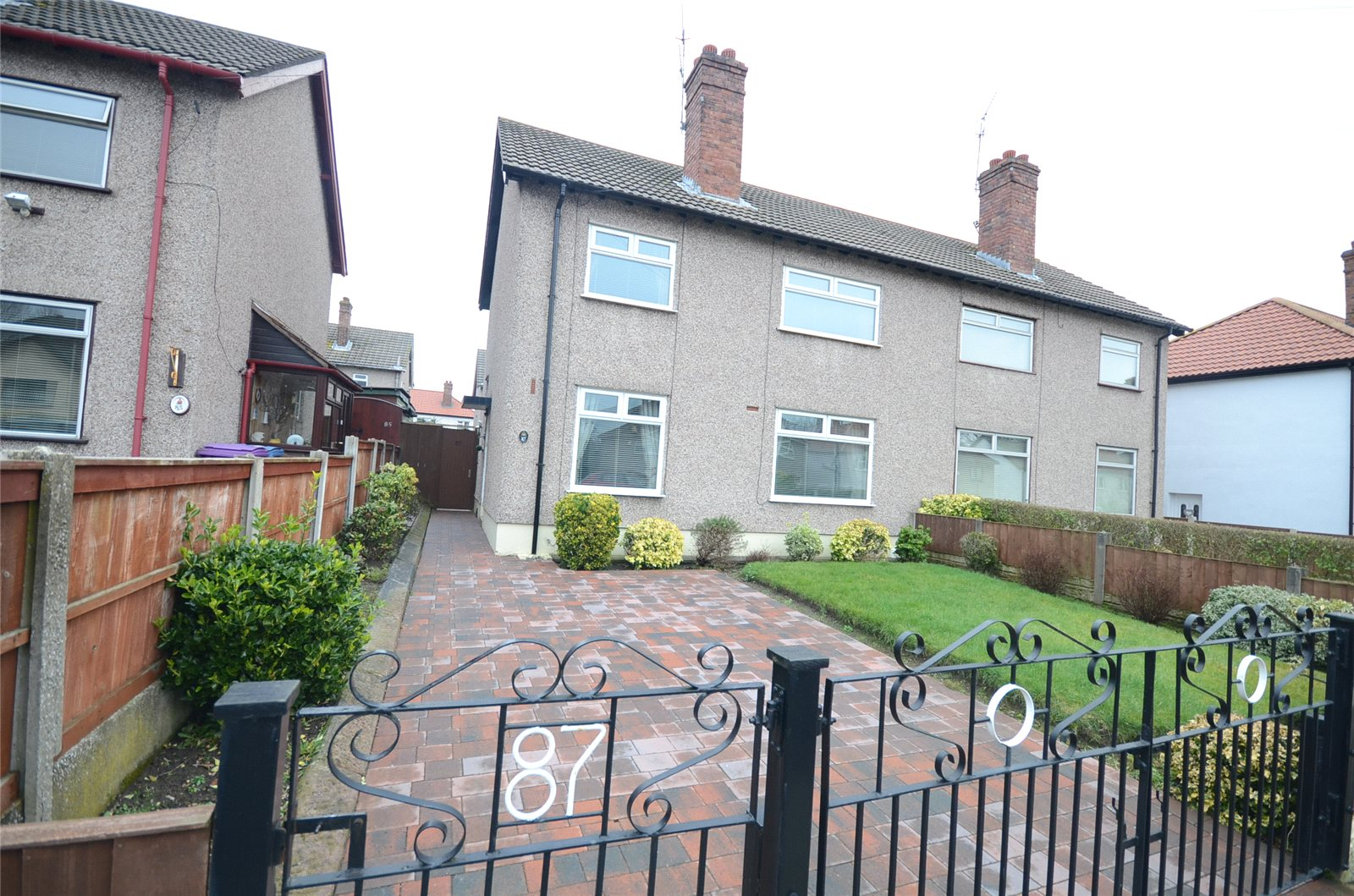 3 Bedrooms Semi Detached House for sale in Stamfordham Drive, Allerton, Liverpool, L19