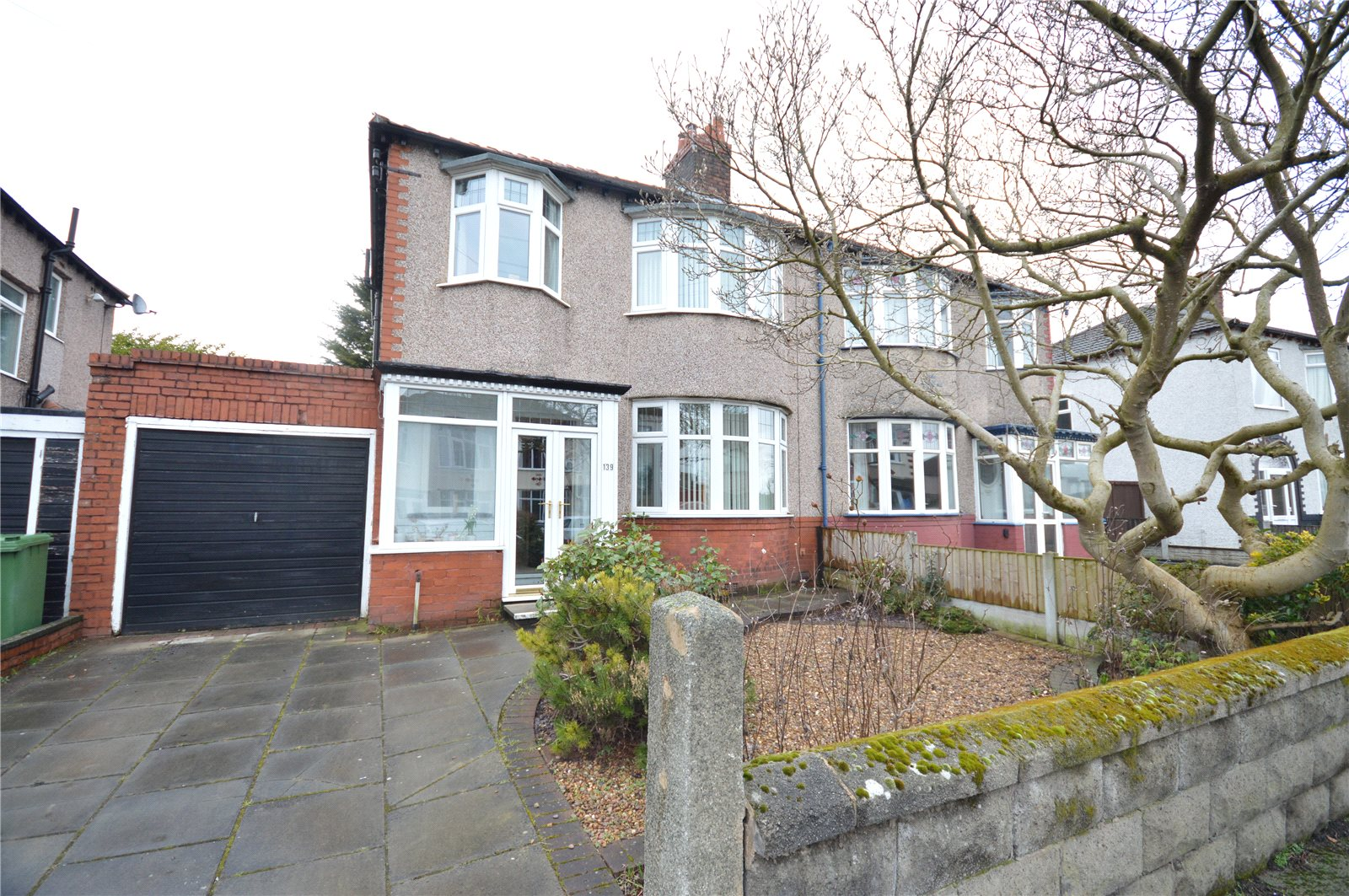 3 Bedrooms Semi Detached House for sale in South Mossley Hill Road, Allerton, Liverpool, L19