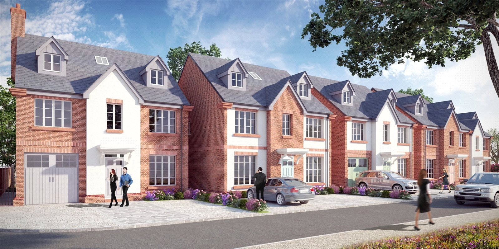 5 Bedrooms Detached House for sale in Plots 5 Birch House Close, Green Lane, Mossley Hill, L18