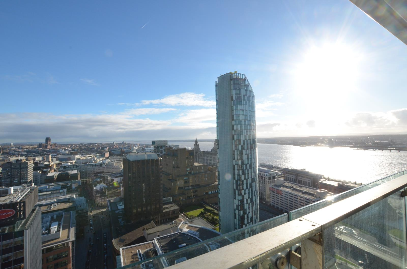 3 Bedrooms Apartment Flat for sale in Beetham Tower 111 Old Hall Street, Liverpool, Merseyside, L3